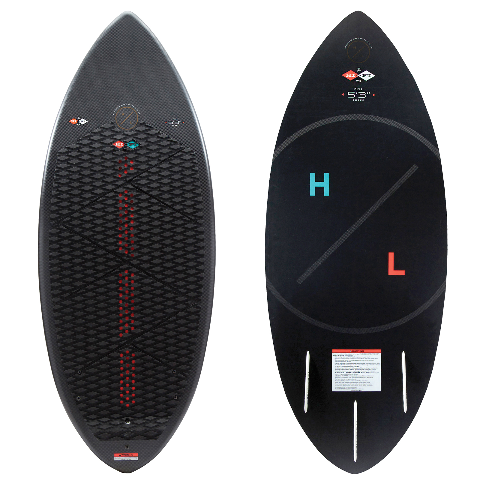 HI-FI WAKESUFER HYPERLITE 2017
