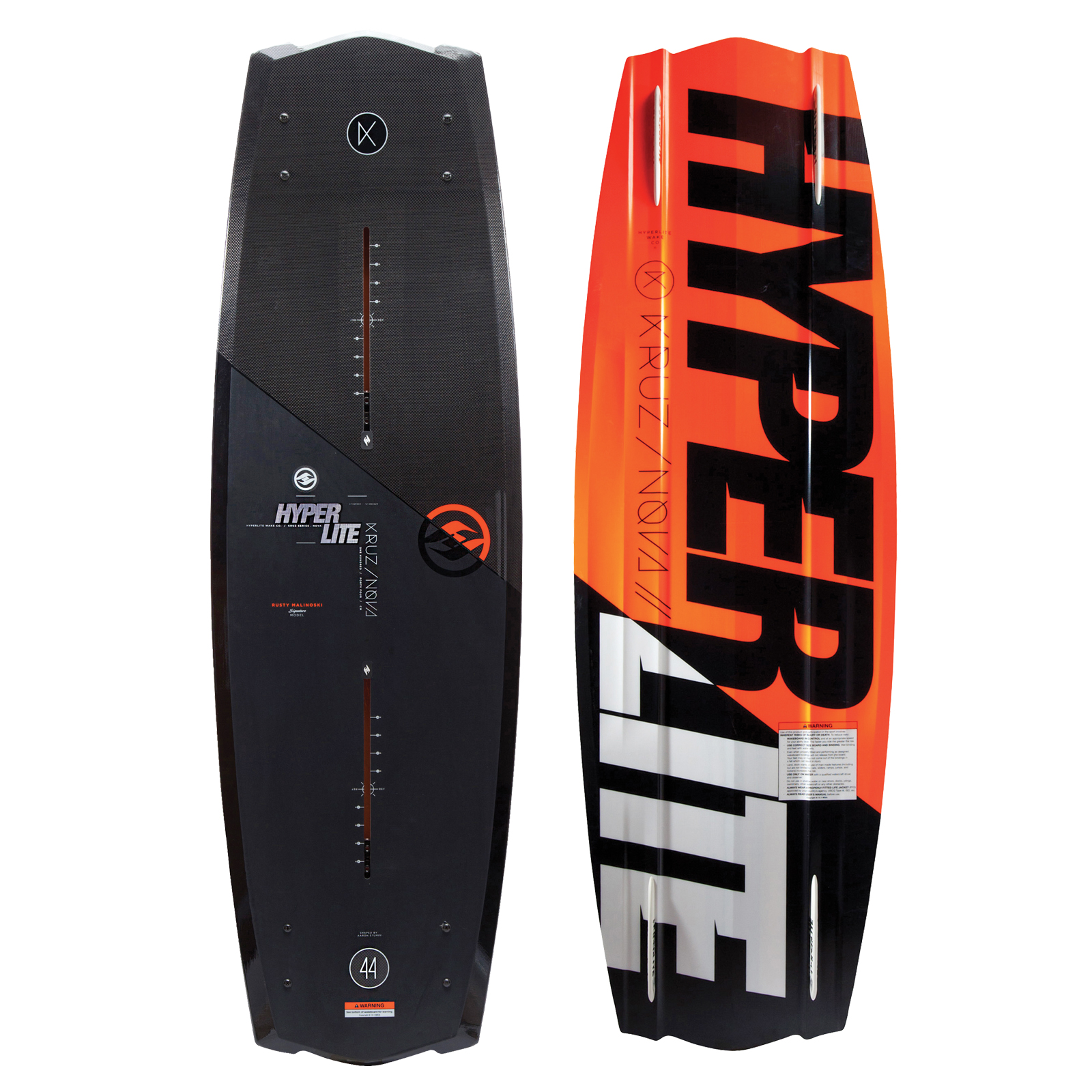 KRUZ NOVA 144 WAKEBOARD - SHOWROOM MODEL HYPERLITE 2017