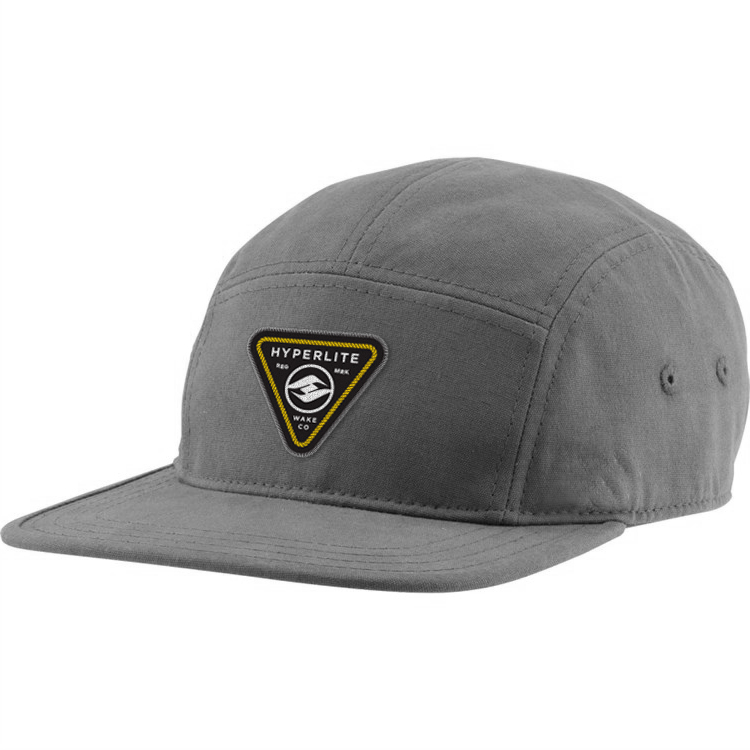 LABEL HAT - GREY OSFA HYPERLITE 2017