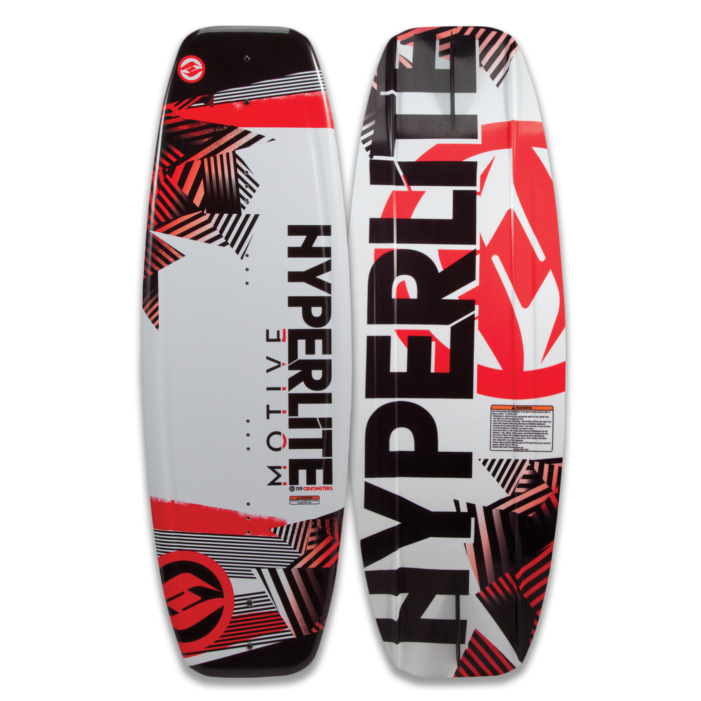 MOTIVE WAKEBOARD HYPERLITE 2017