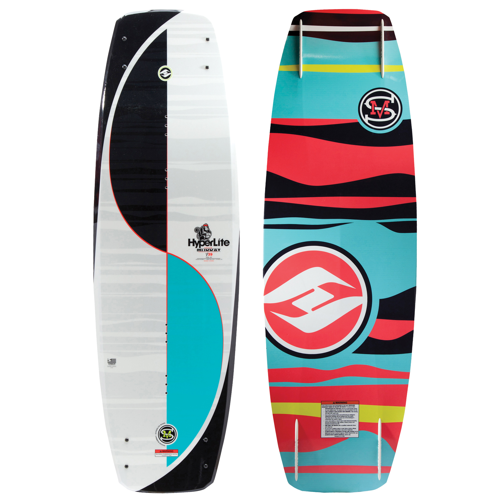 MURRAY WAKEBOARD HYPERLITE 2017