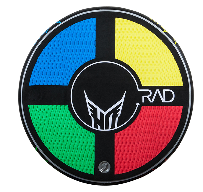 RAD 3'/90CM INFLATABLE DISC HO SPORTS 2019