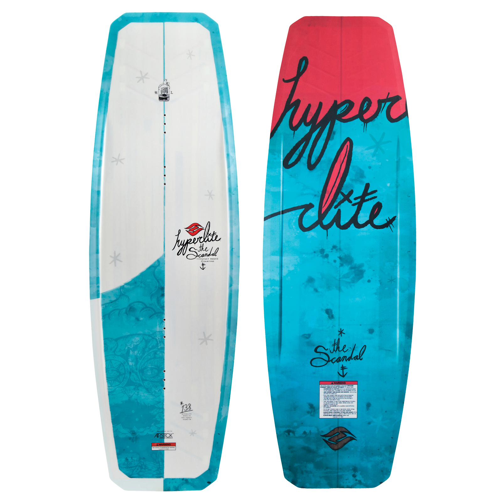 SCANDAL WAKEBOARD HYPERLITE 2017