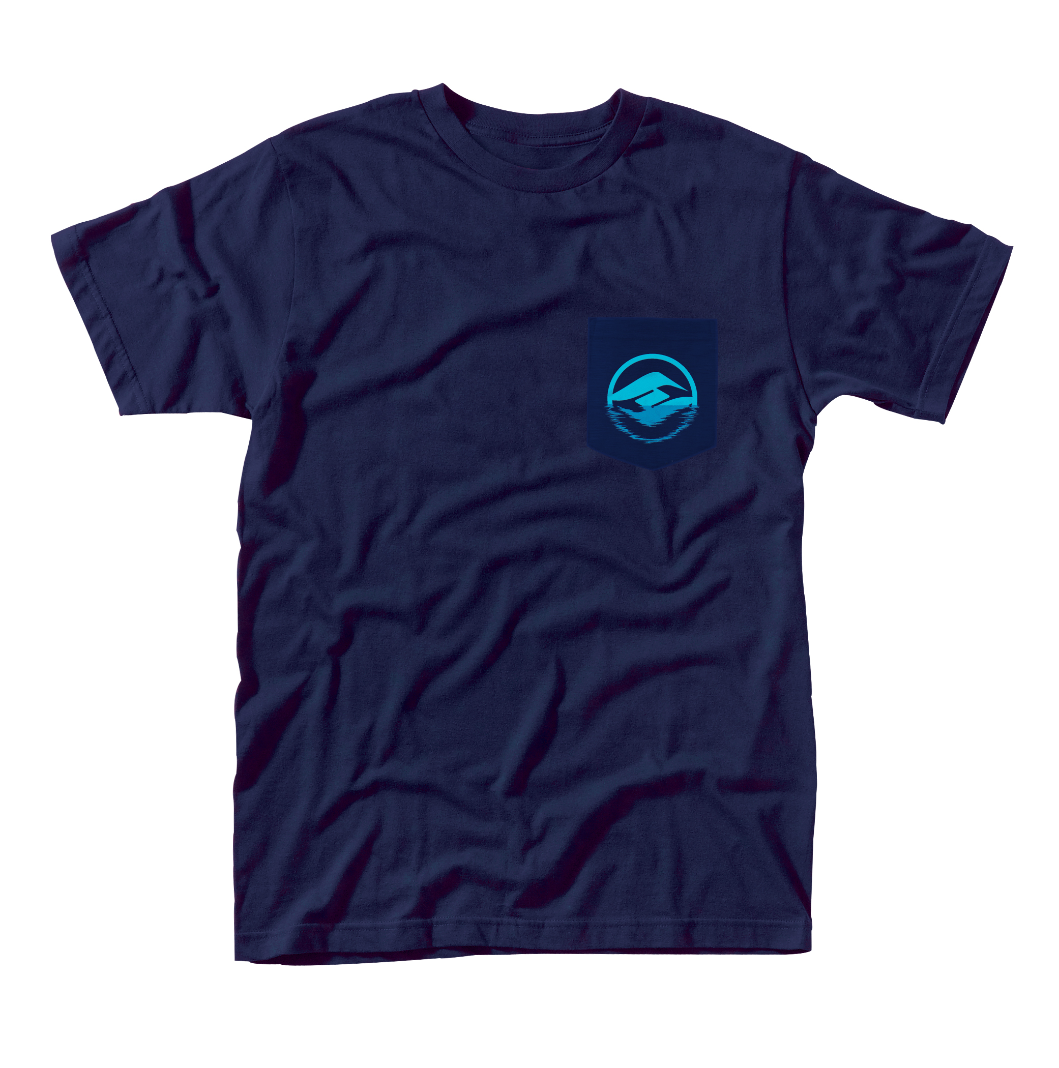 SUBSIDE T-SHIRT - NAVY HYPERLITE 2017