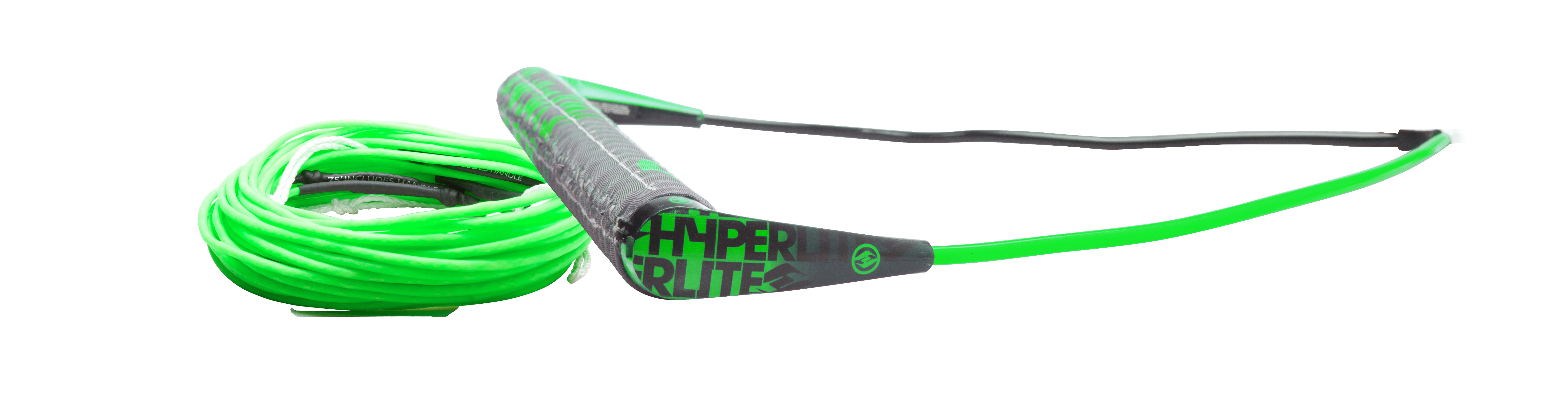 TEAM HANDLE W/A-MAINLINE GREEN HYPERLITE 2017
