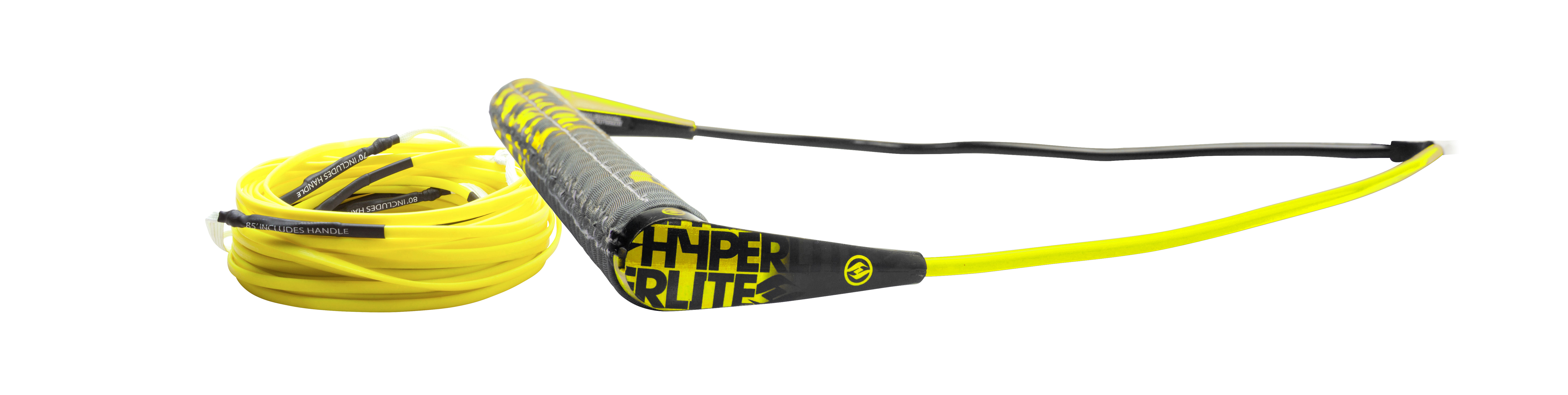 TEAM HANDLE W/A-MAINLINE YELLOW HYPERLITE 2017