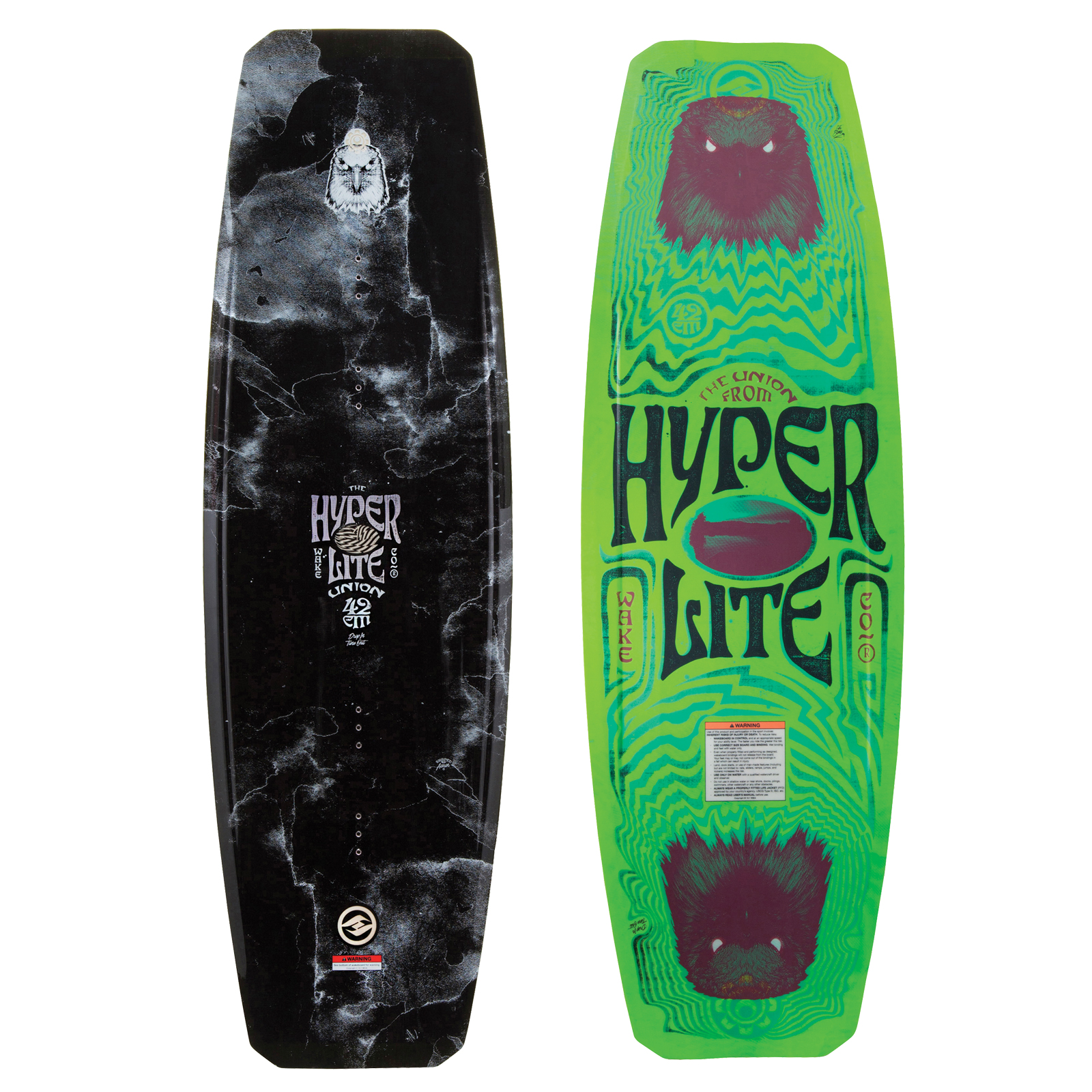 UNION 142 WAKEBOARD HYPERLITE 2017