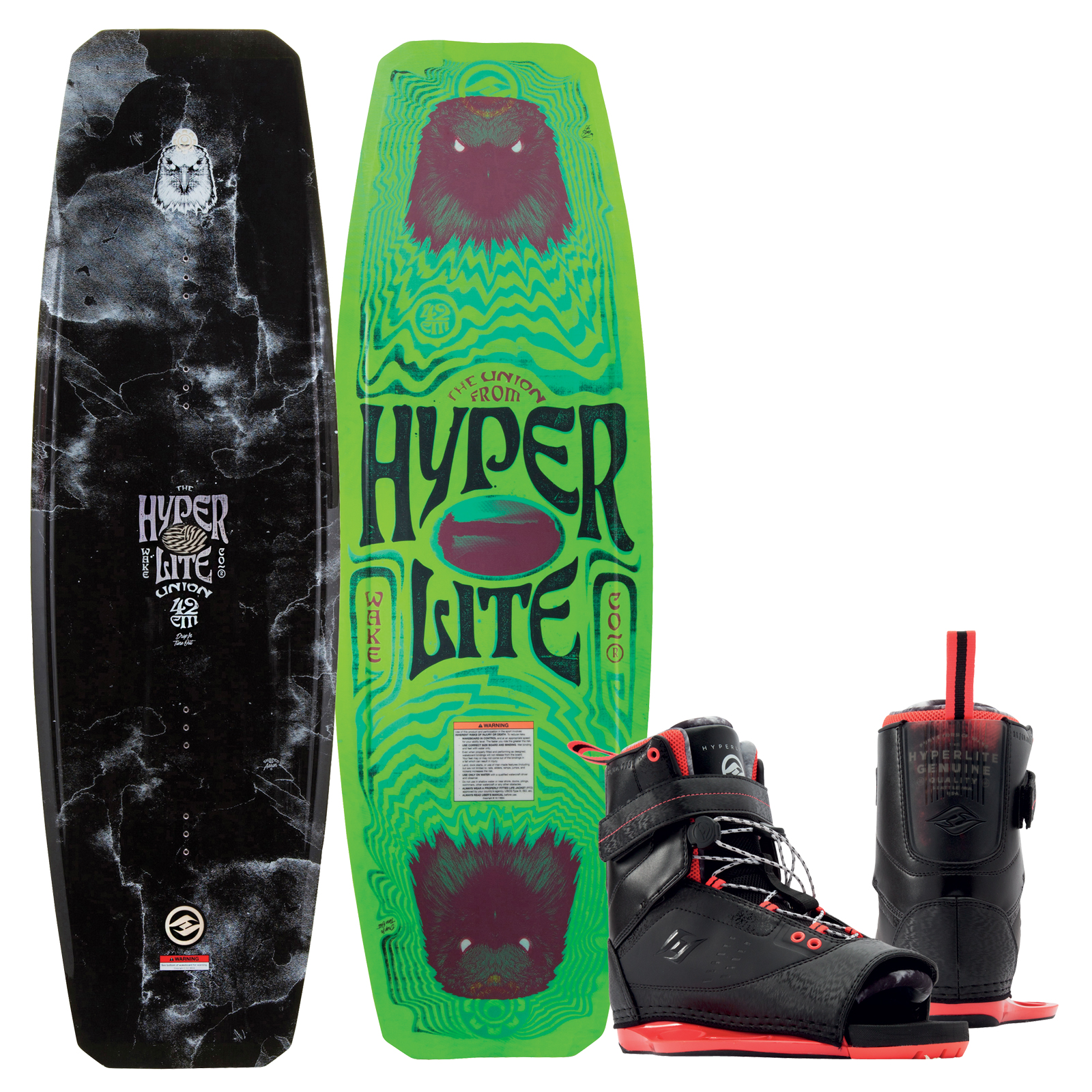 UNION 142 W/FOCUS EU PACKAGE HYPERLITE 2017
