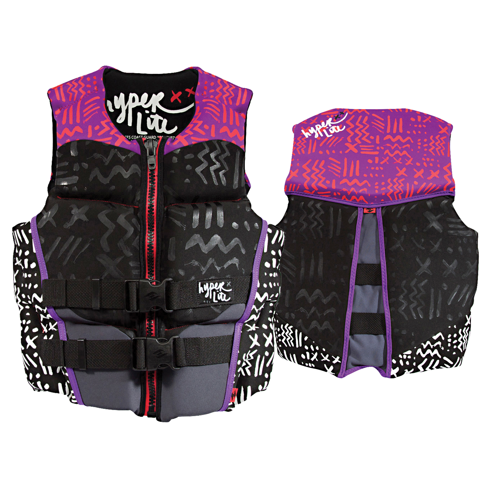 WOMENS AMBITION NEO VEST HYPERLITE 2017