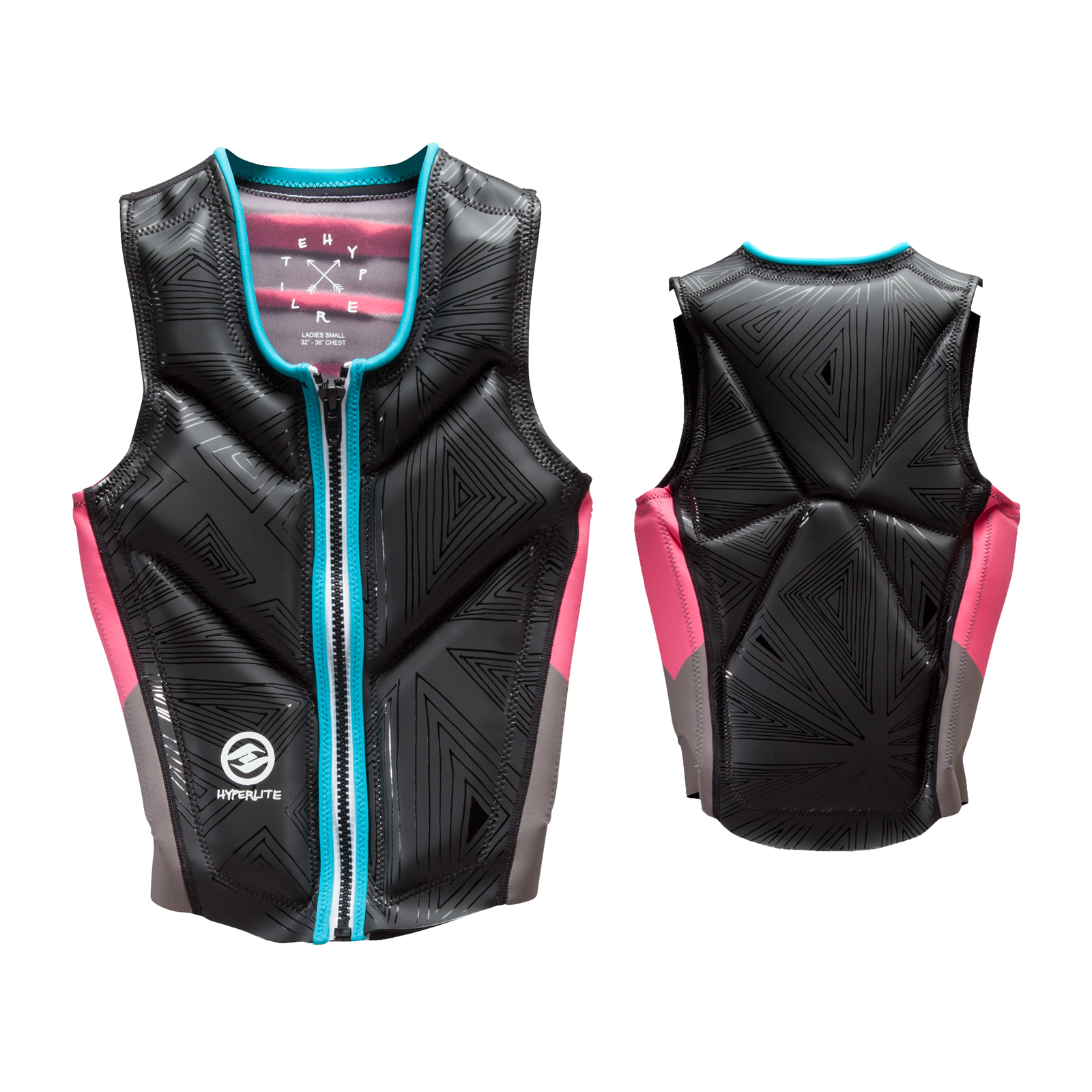 WOMENS STILETTO VEST HYPERLITE 2017