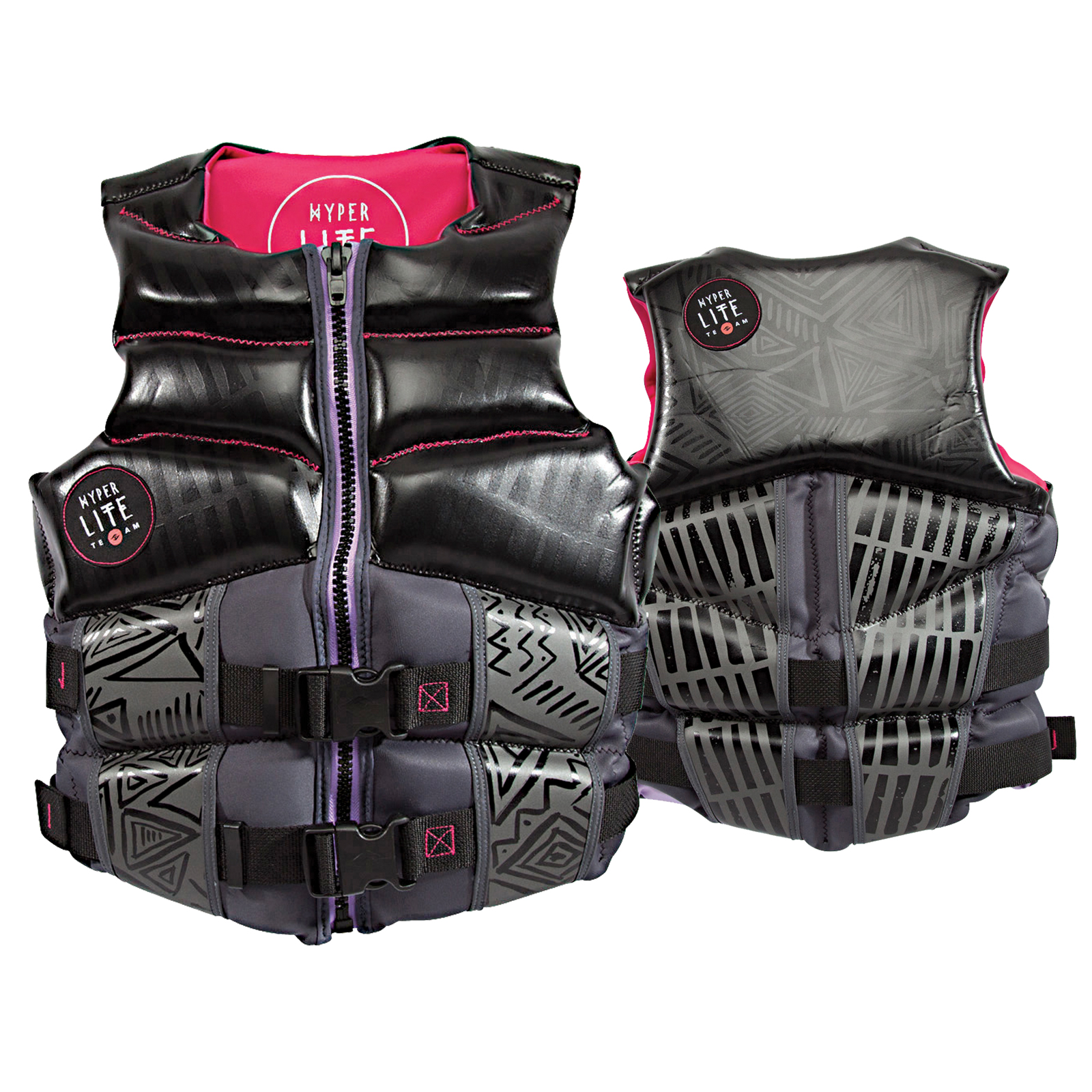 WOMENS TEAM VEST HYPERLITE 2017