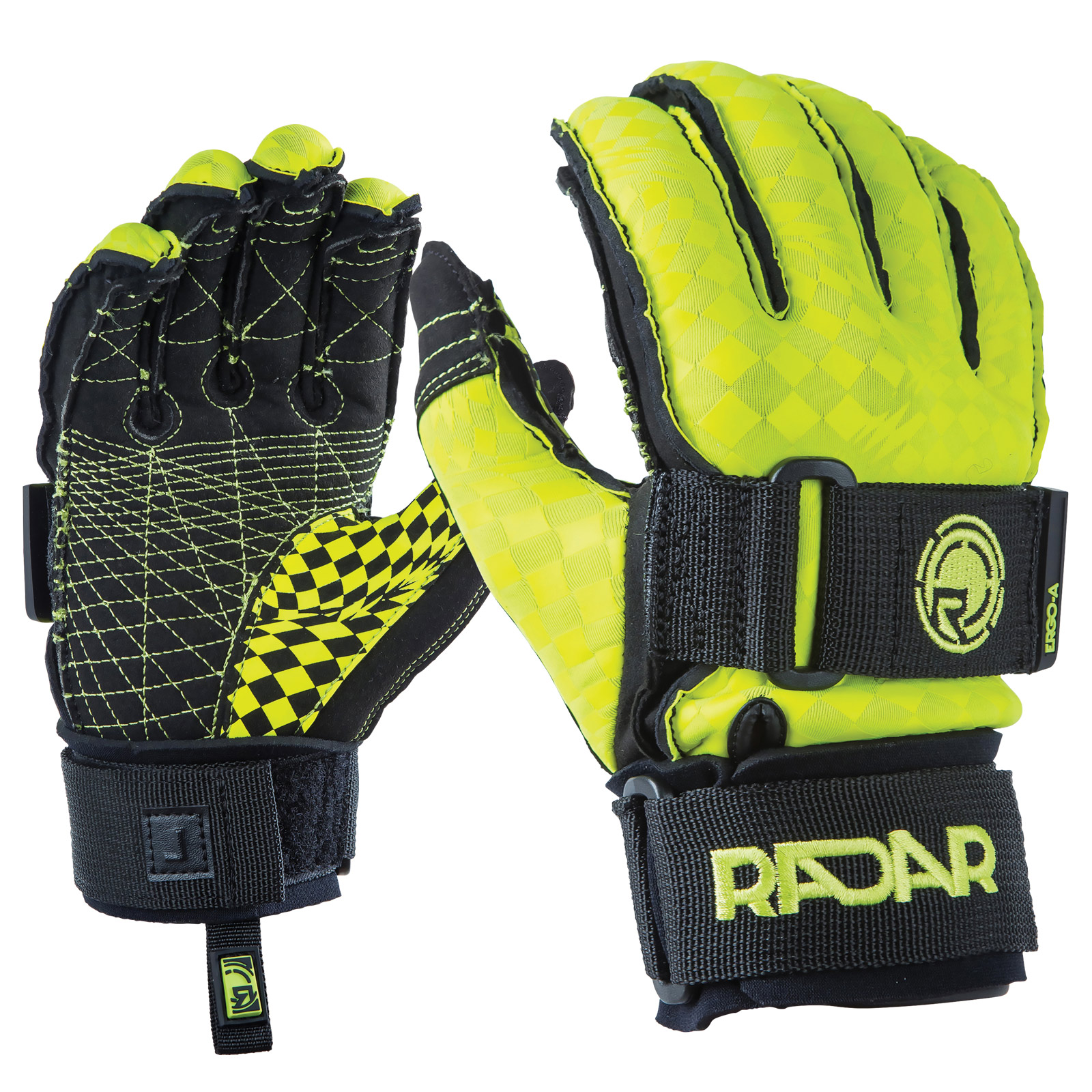ERGO-A INSIDEOUT GLOVE - YELLOW RADAR 2017