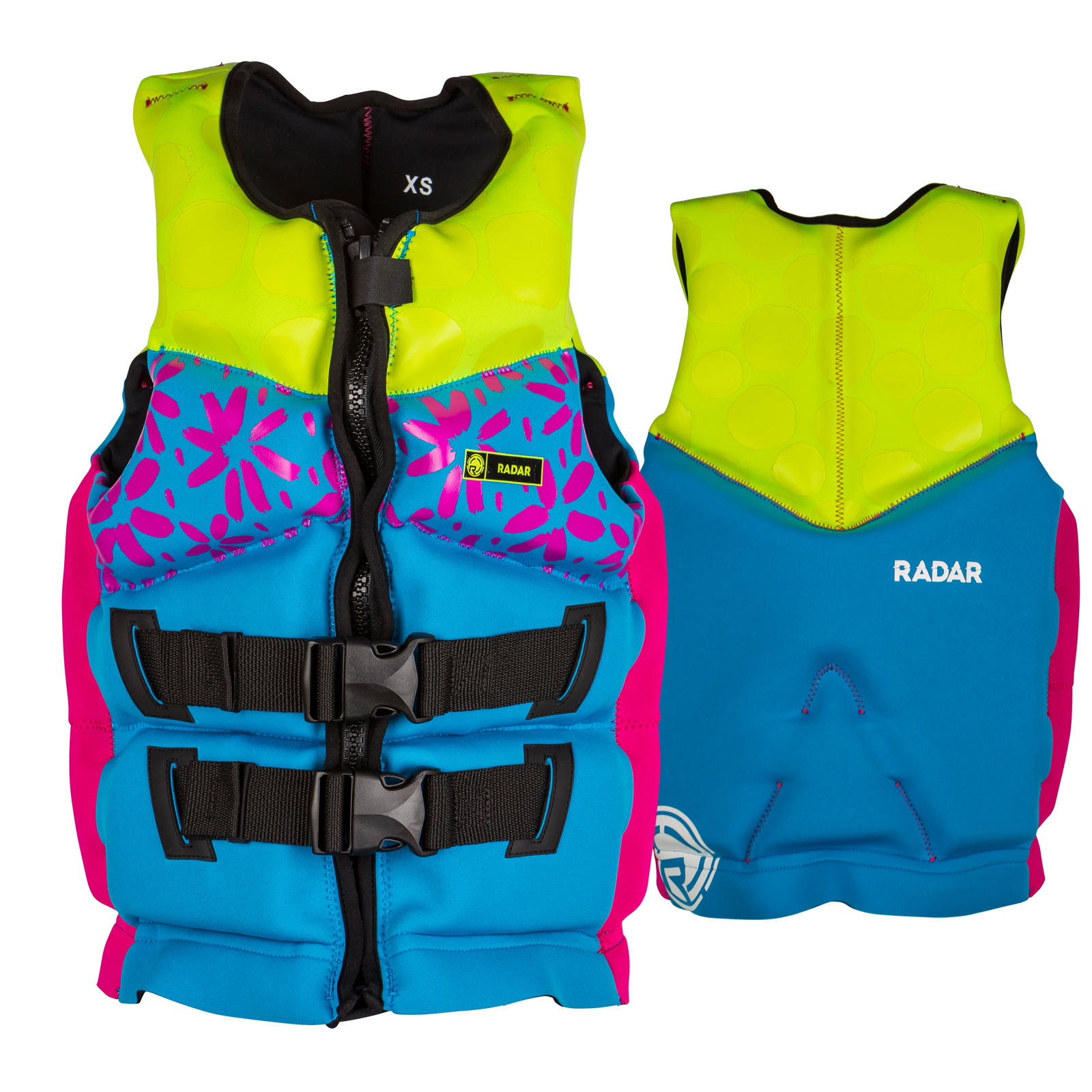 TRA GIRL'S TEEN VEST RADAR 2017