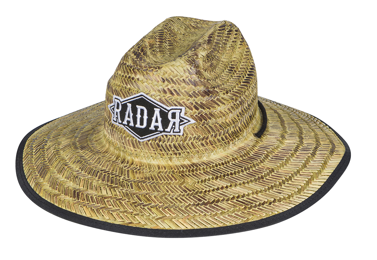 PADDLER'S SUN HAT - DARK TAN - OSFM RADAR 2017