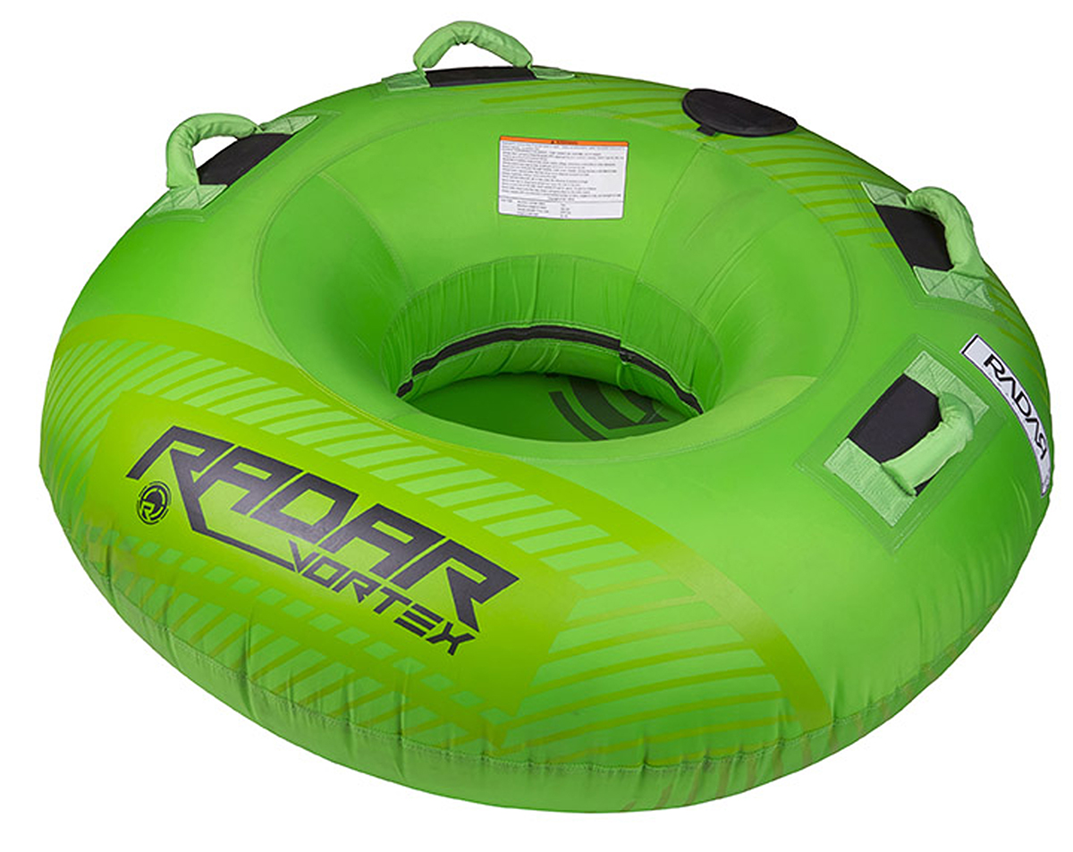 VORTEX TOWABLE TUBE W/ ROPE RADAR 2017