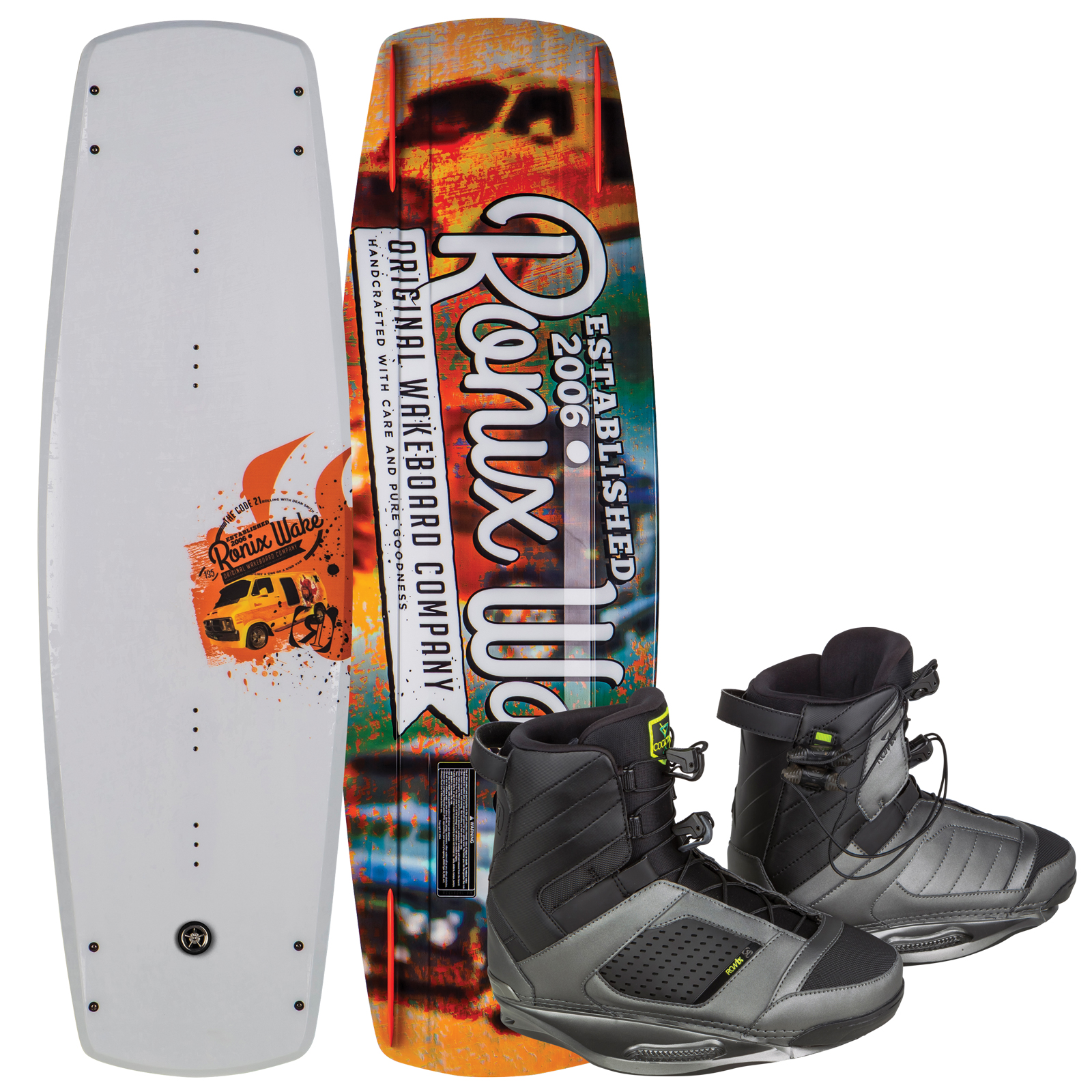 CODE 21 135 W/ COCKTAIL PACKAGE RONIX 2017