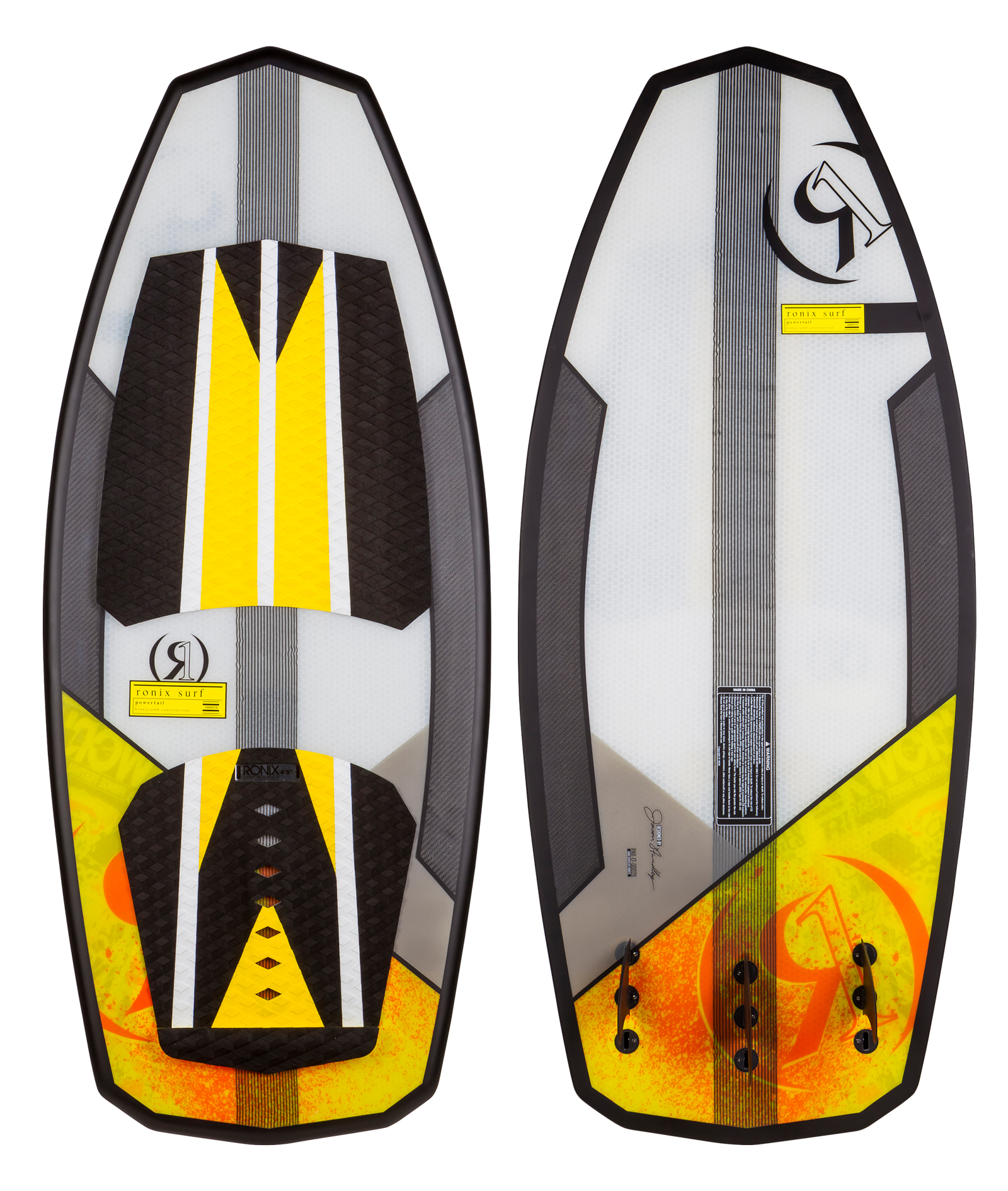 HONEYCOMB POWERTAIL WAKESURFER RONIX 2017