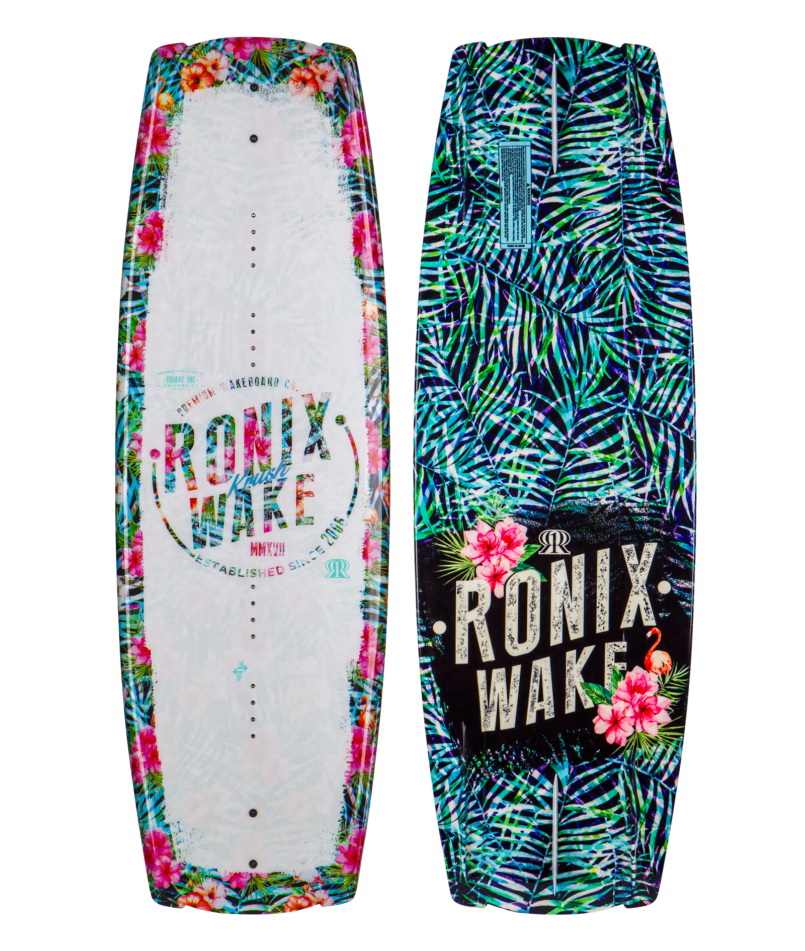 KRUSH WAKEBOARD RONIX 2017