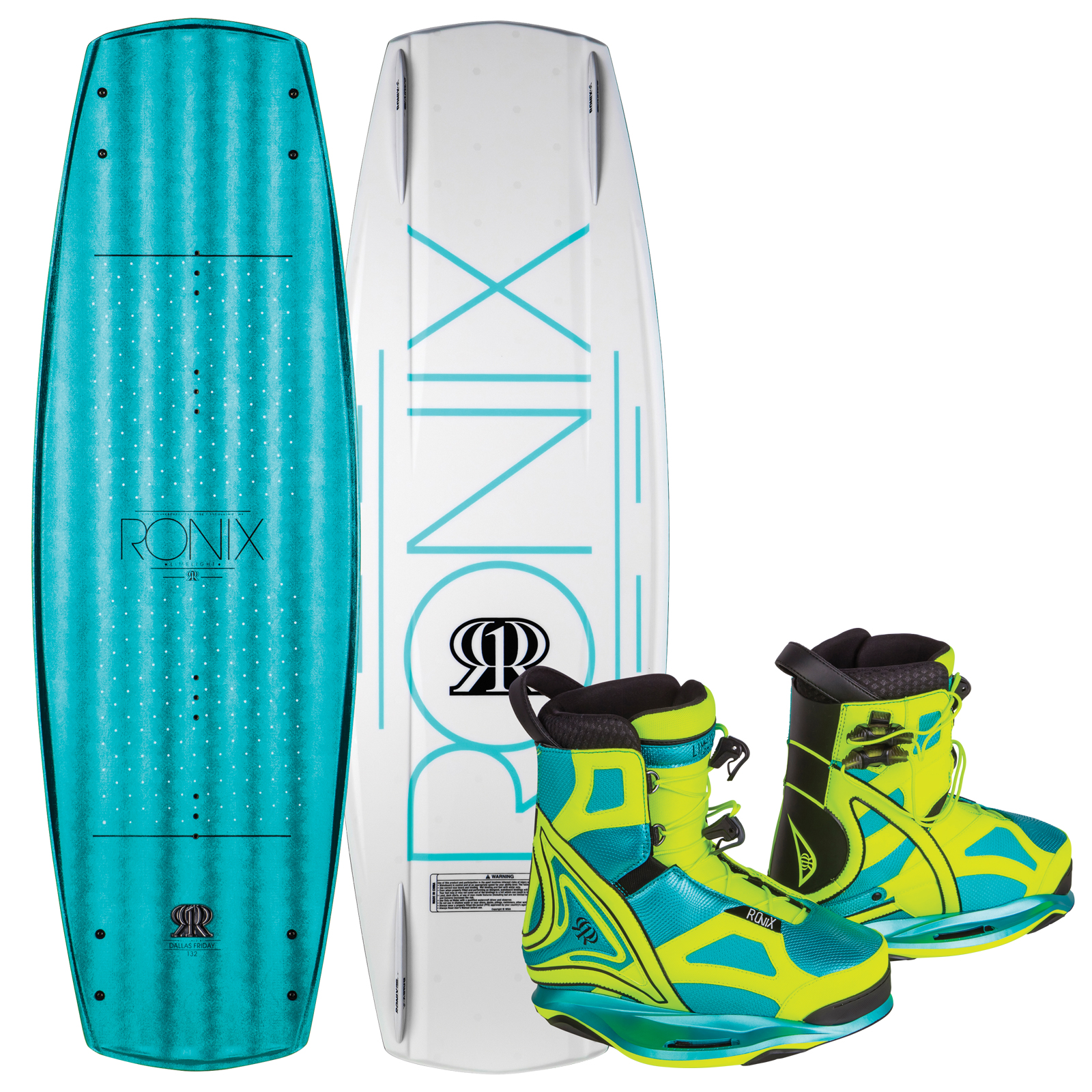 LIMELIGHT 132 W/ LIMELIGHT PACKAGE RONIX 2017