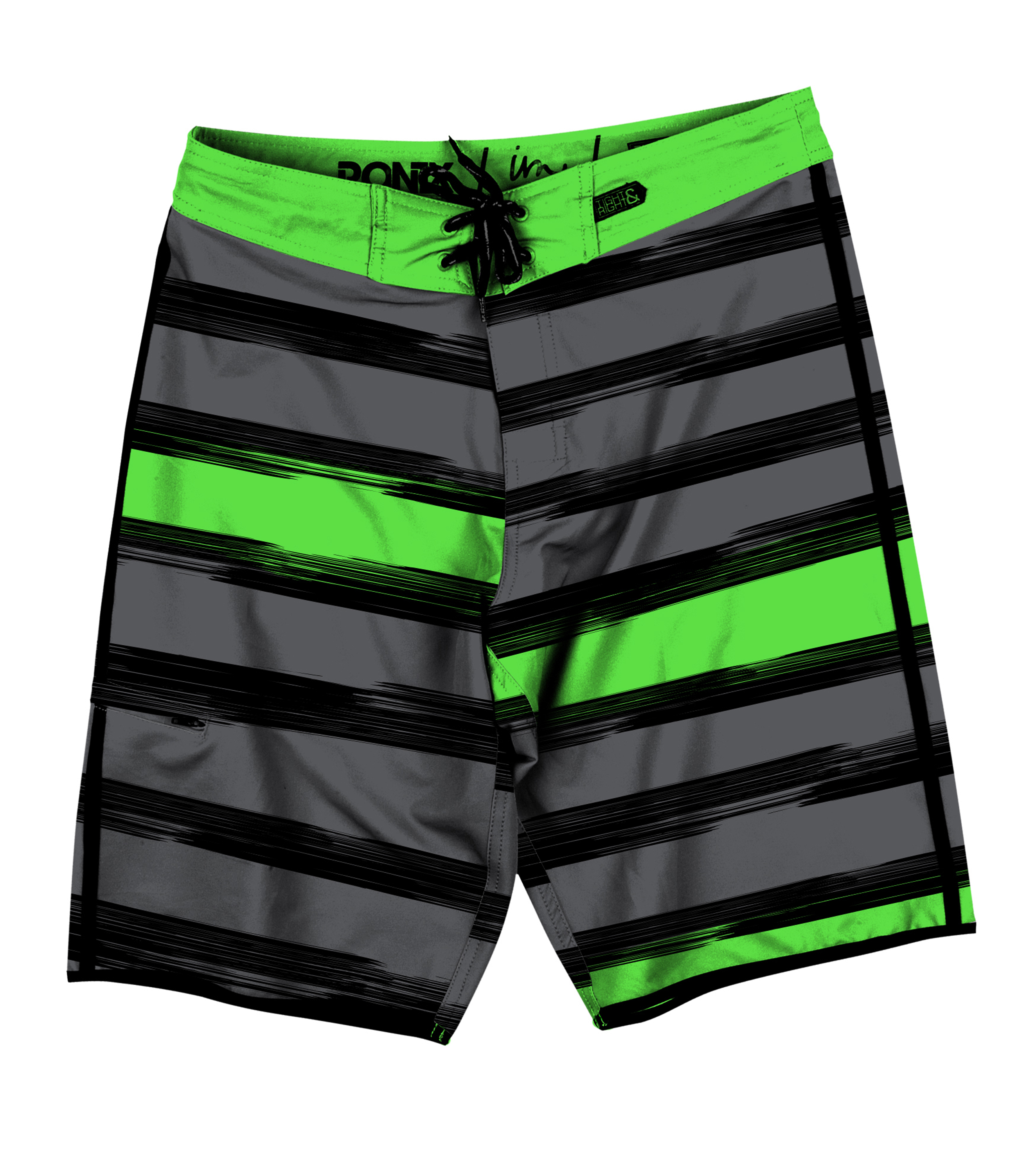 MARIANO'S STRIPES - TIGHT & RIGHT BOARDSHORT RONIX 2017