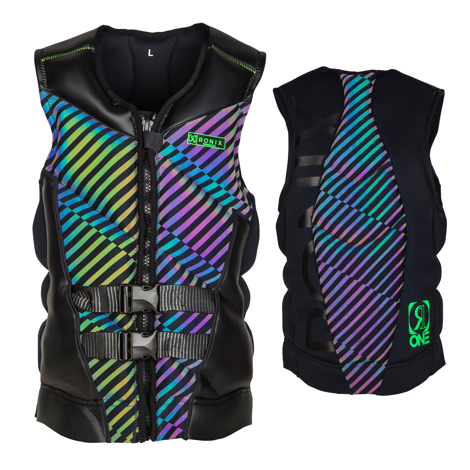ONE CAPELLA 2.0 VEST RONIX 2017