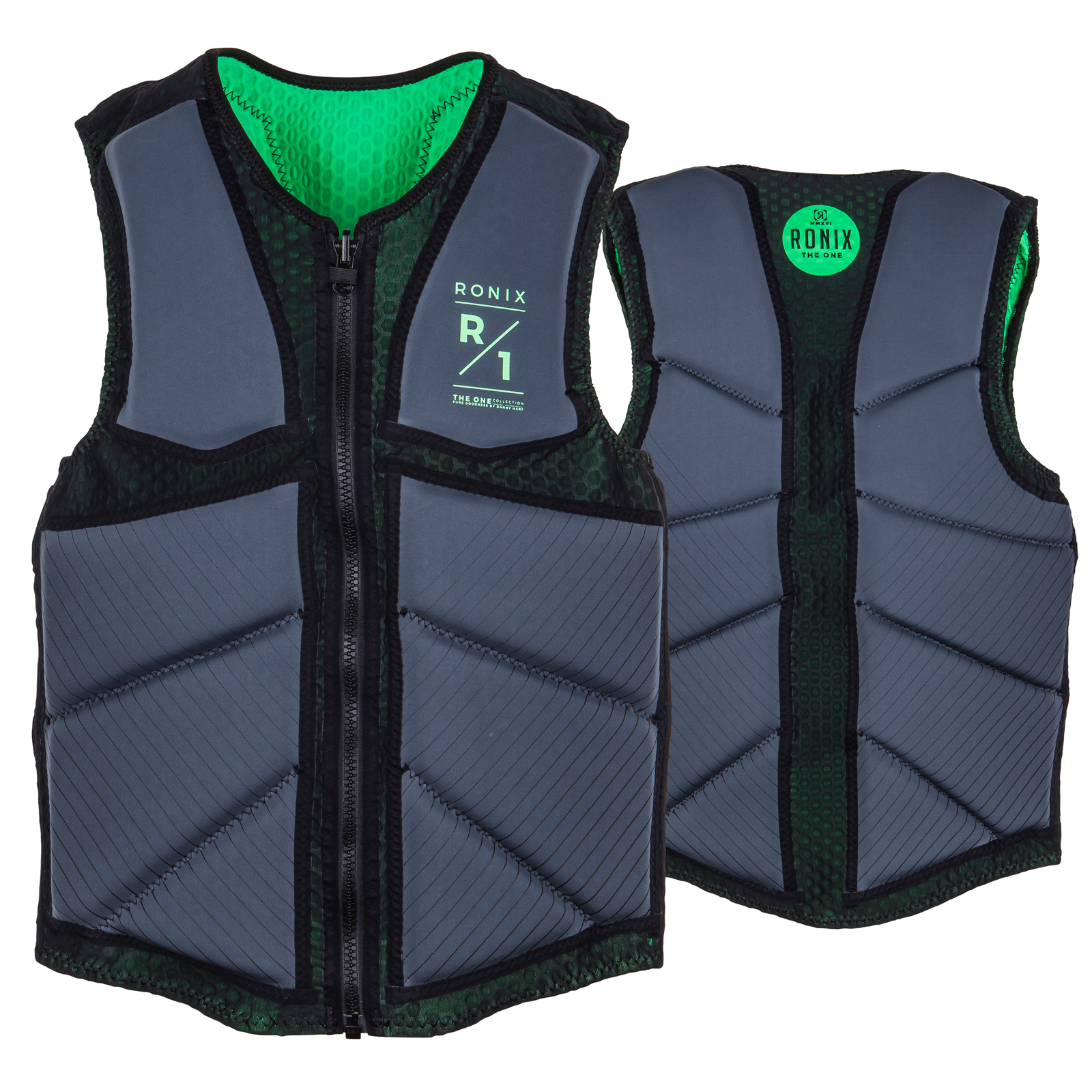 ONE CUSTOM FIT IMPACT VEST RONIX 2017