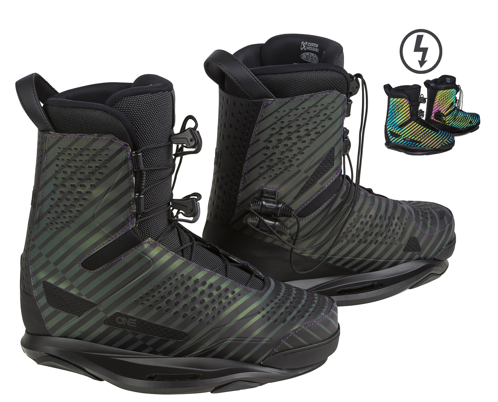 ONE BOOT POLAR FLASH RONIX 2017