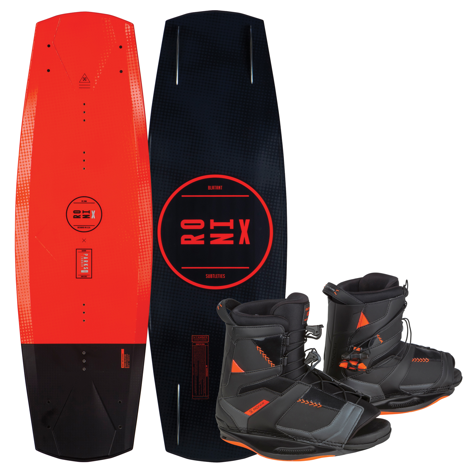 PARKS MODELLO 134 W/ NETWORK PACKAGE RONIX 2017