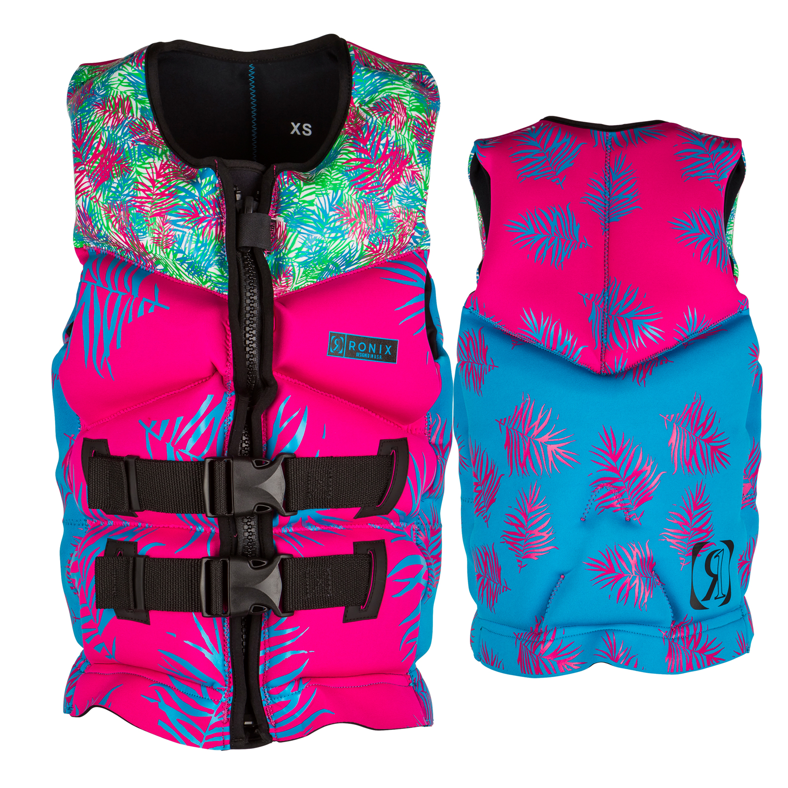 PROM QUEEN CAPELLA 2.0 TEEN VEST RONIX 2017