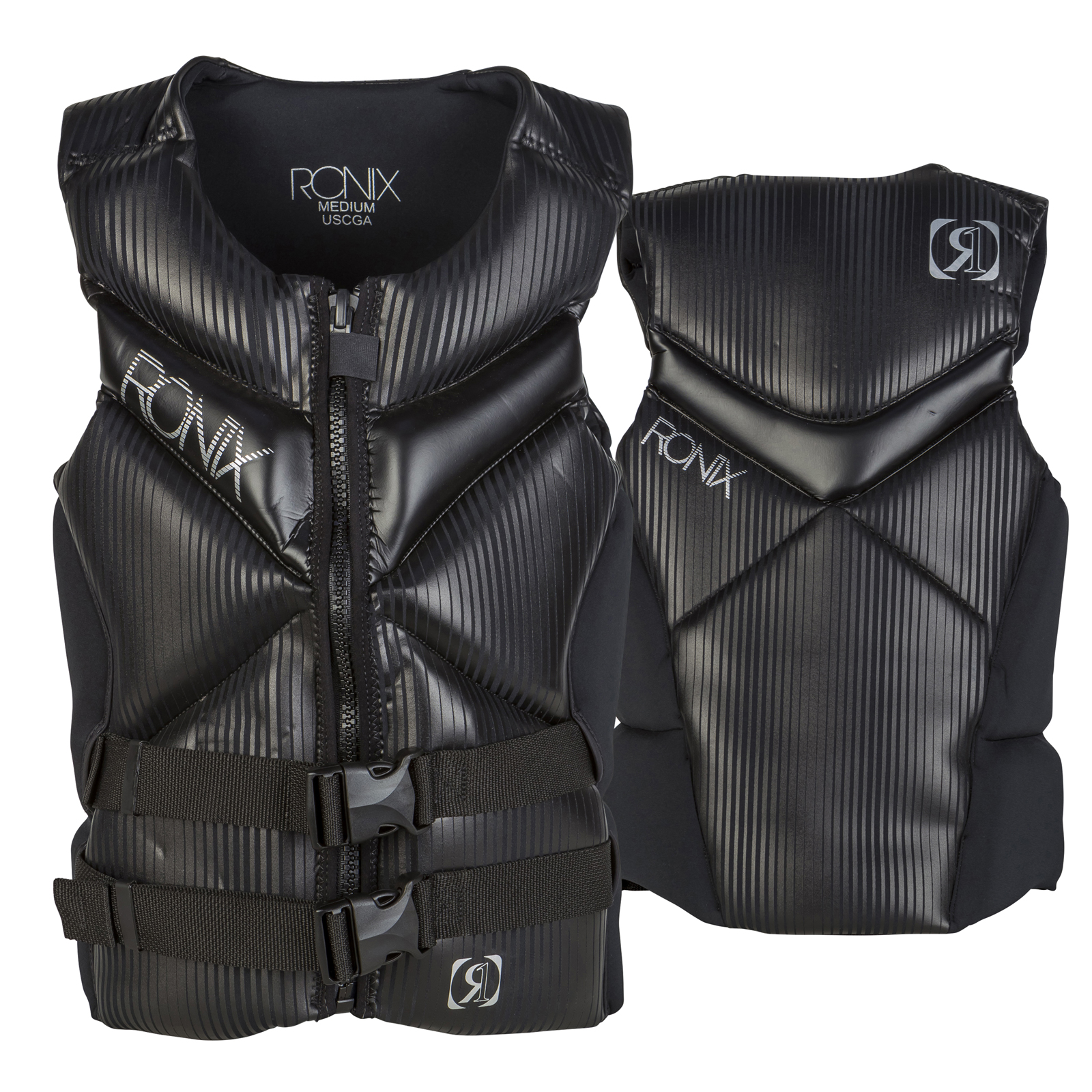 PULSE CAPELLA VEST BLACK RONIX 2017