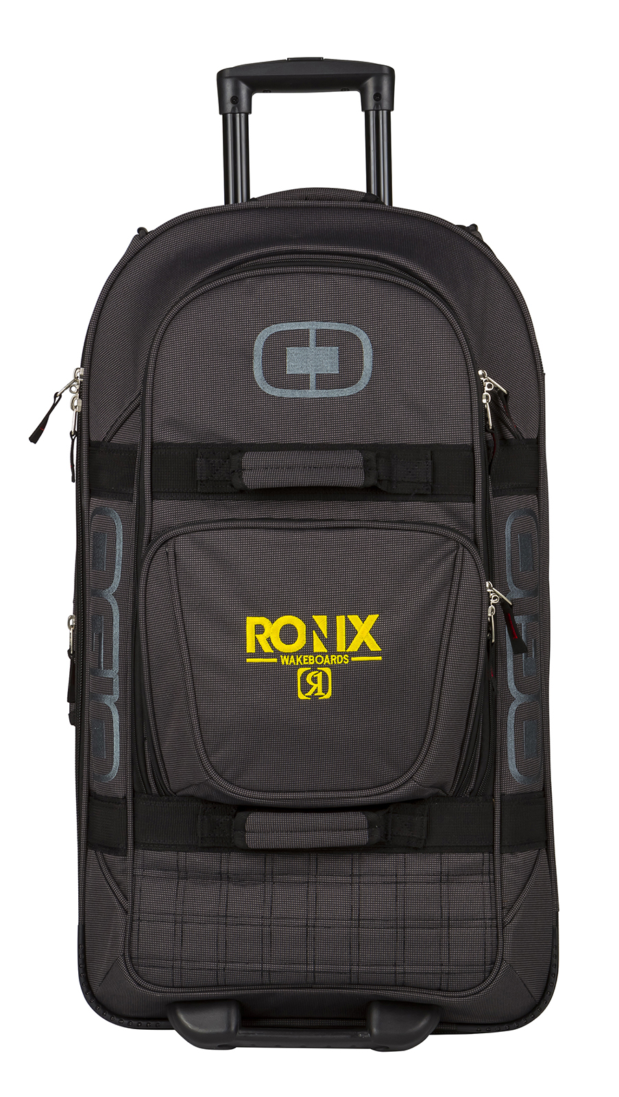 TRAVEL LUGGAGE RONIX 2017