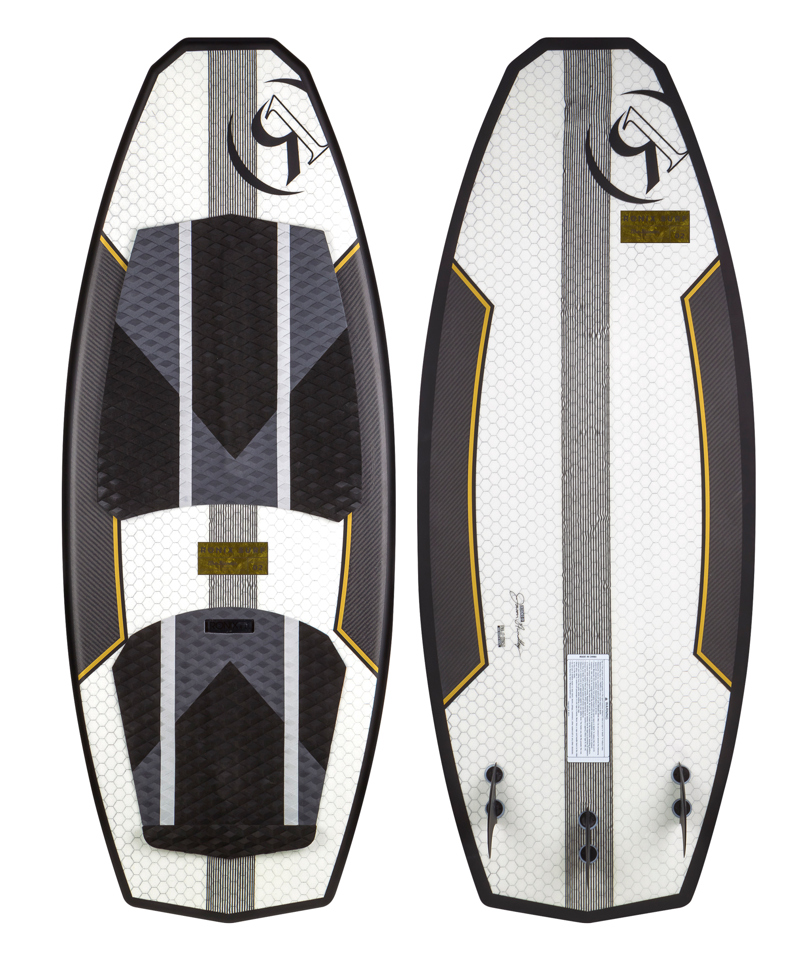 HEX SHELL THE BLENDER WAKESURFER RONIX 2017