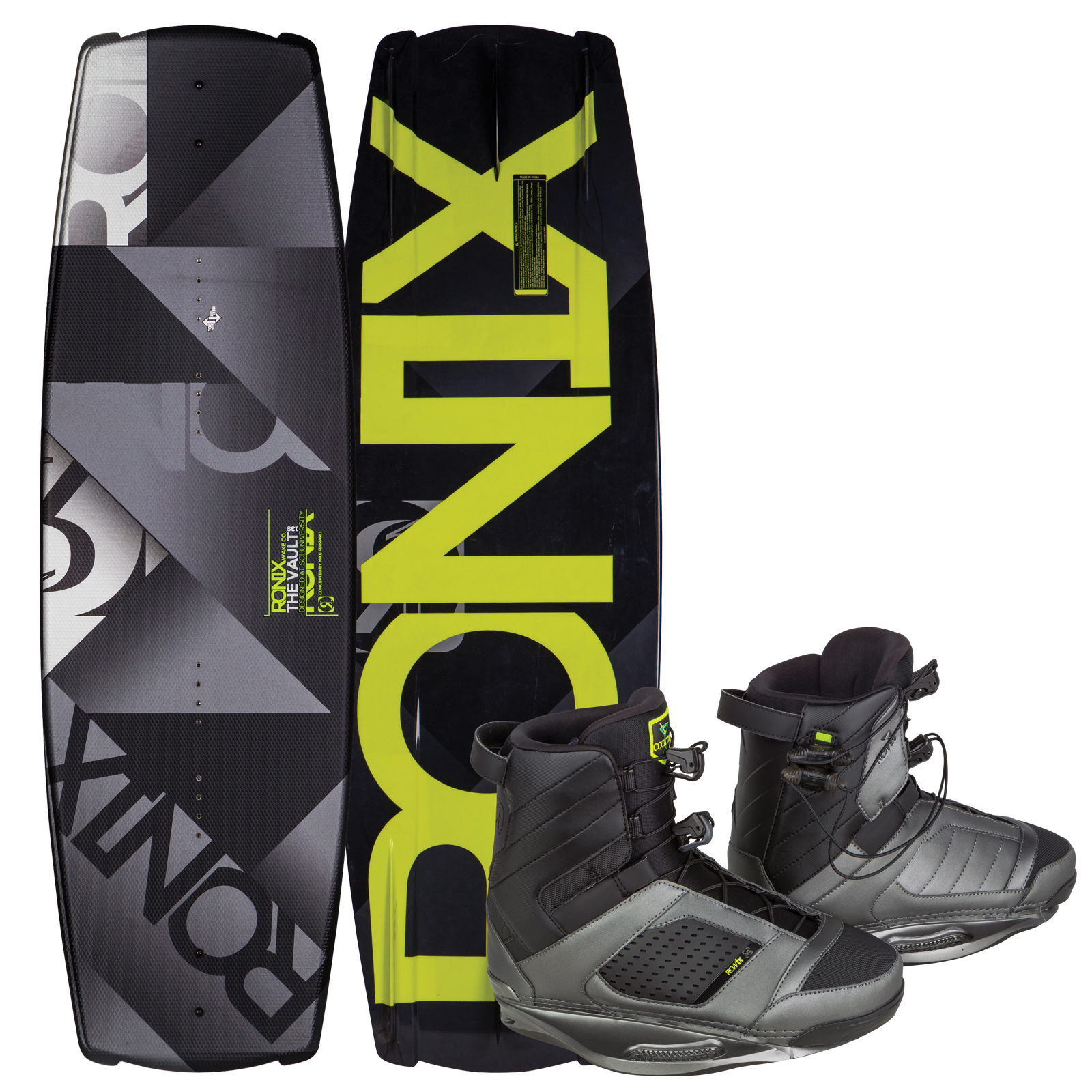 VAULT 128 W/ COCKTAIL PACKAGE RONIX 2017