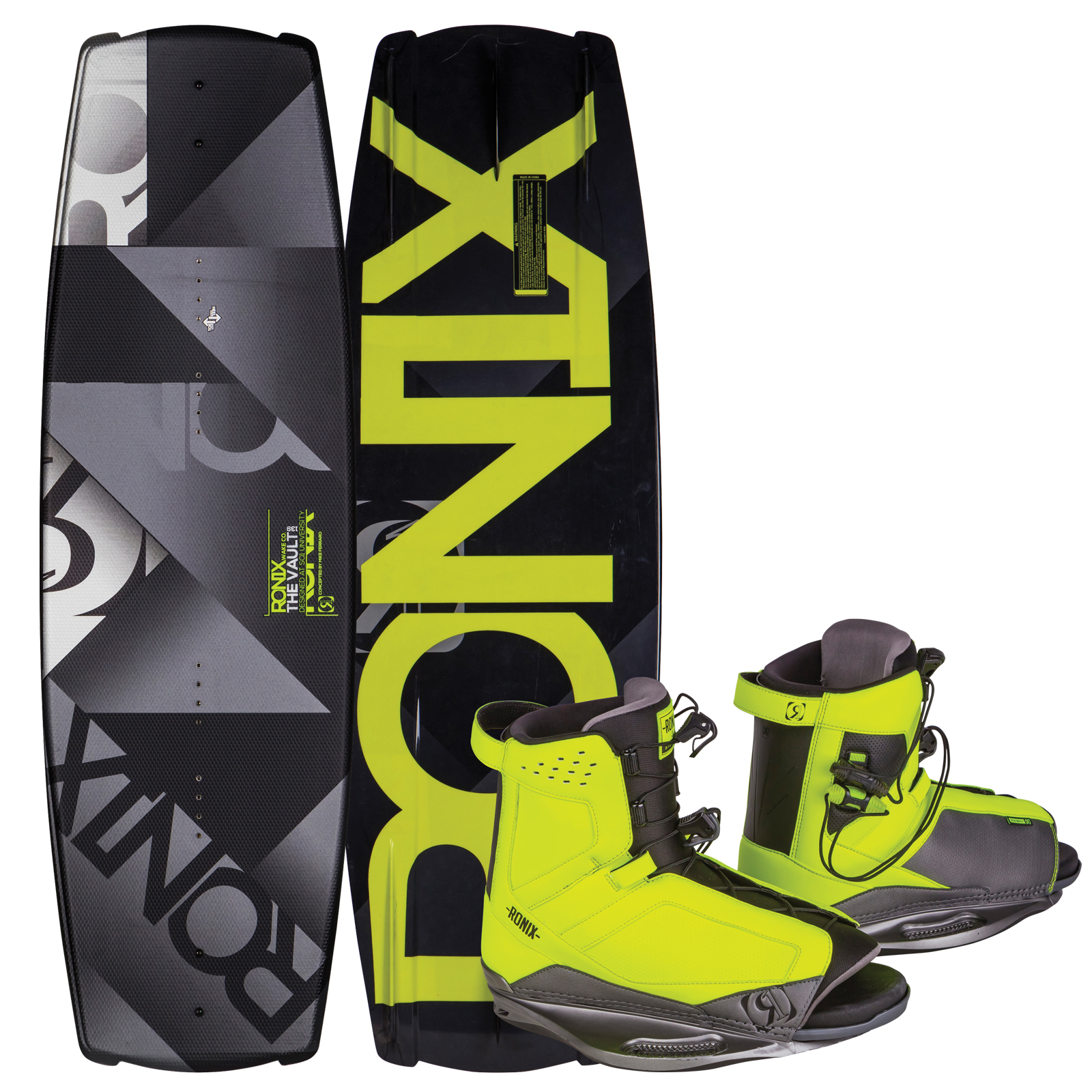 VAULT 139 W/ DISTRICT PACKAGE RONIX 2017