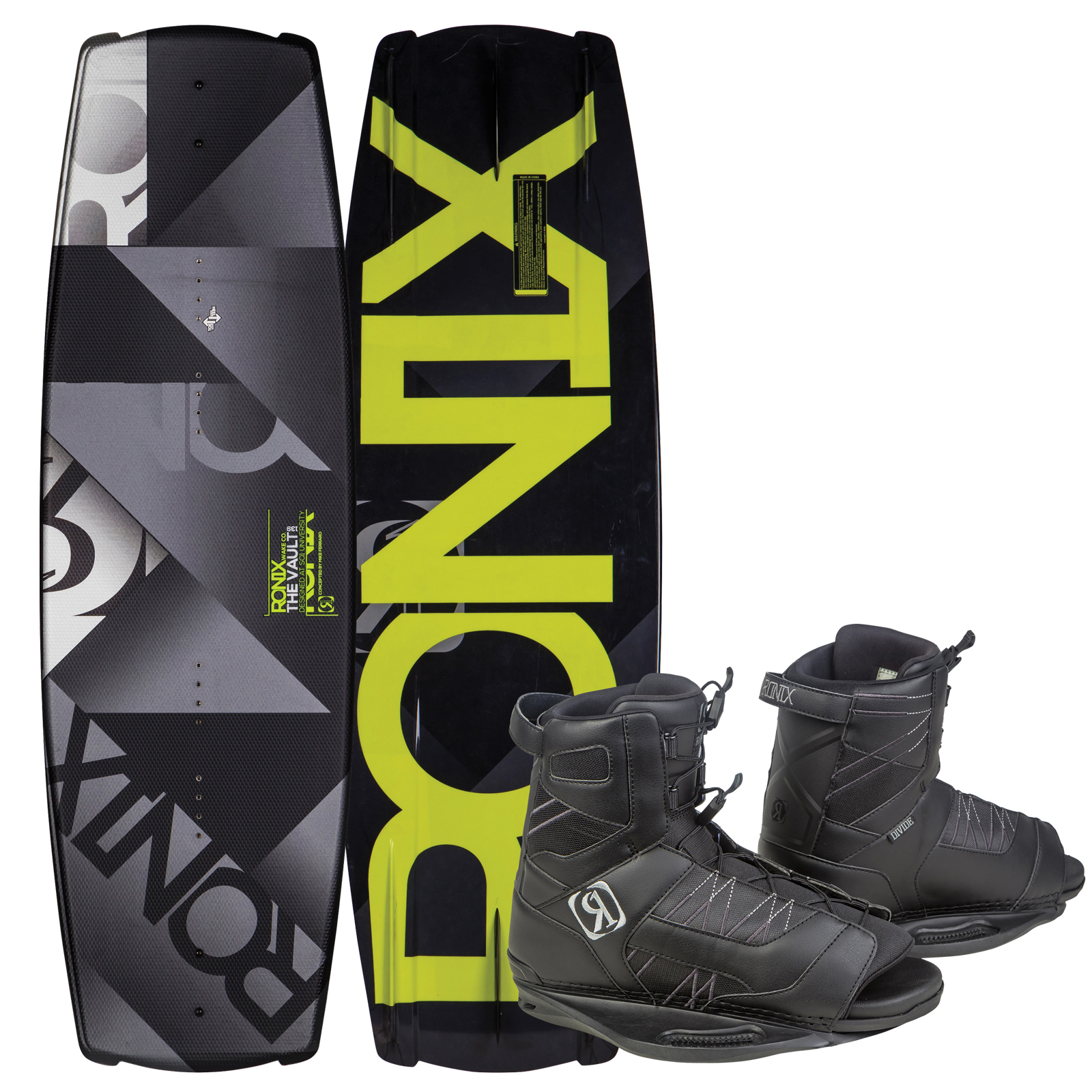 VAULT 139 W/ DIVIDE PACKAGE RONIX 2017