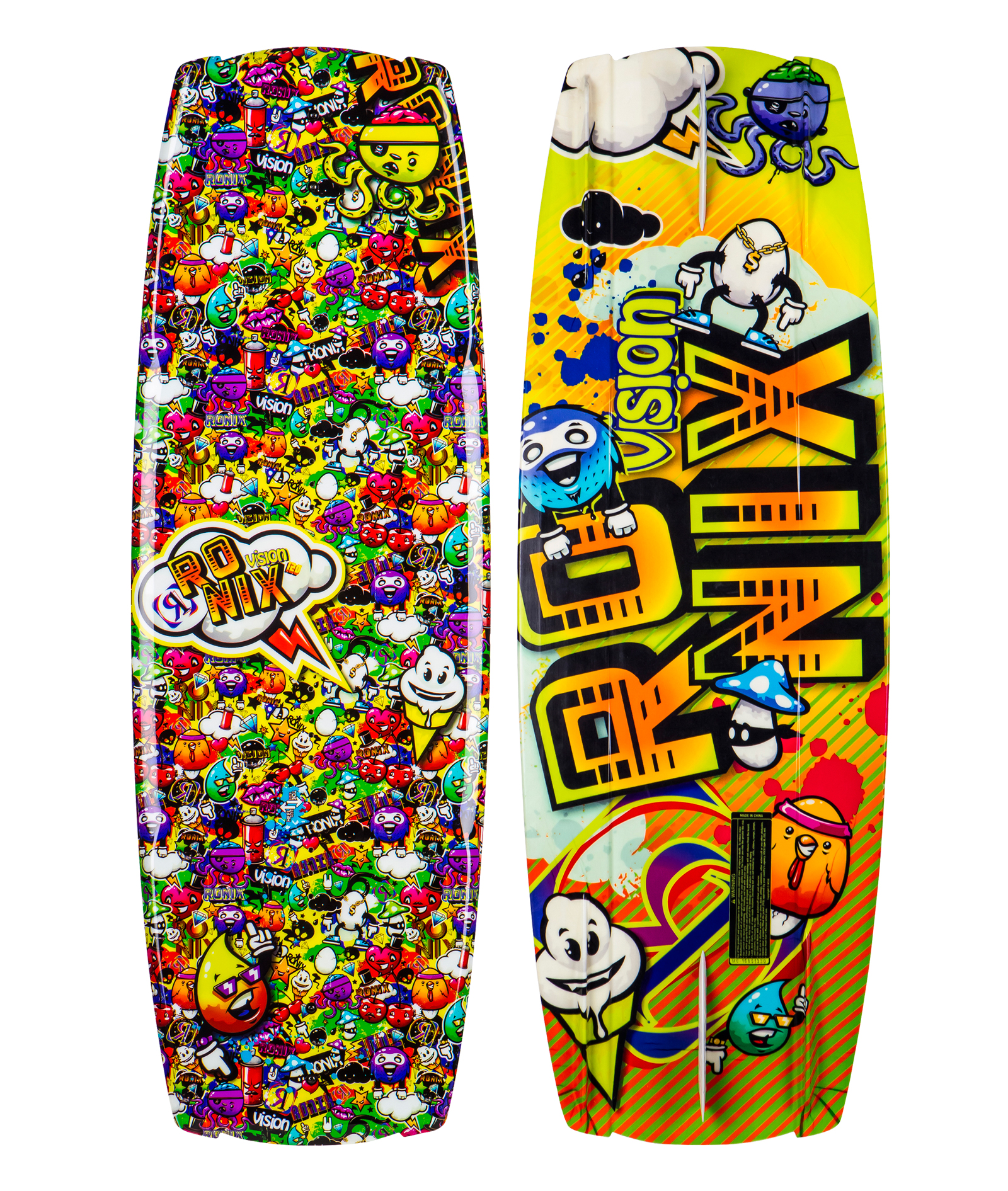 VISION 120 WAKEBOARD RONIX 2017