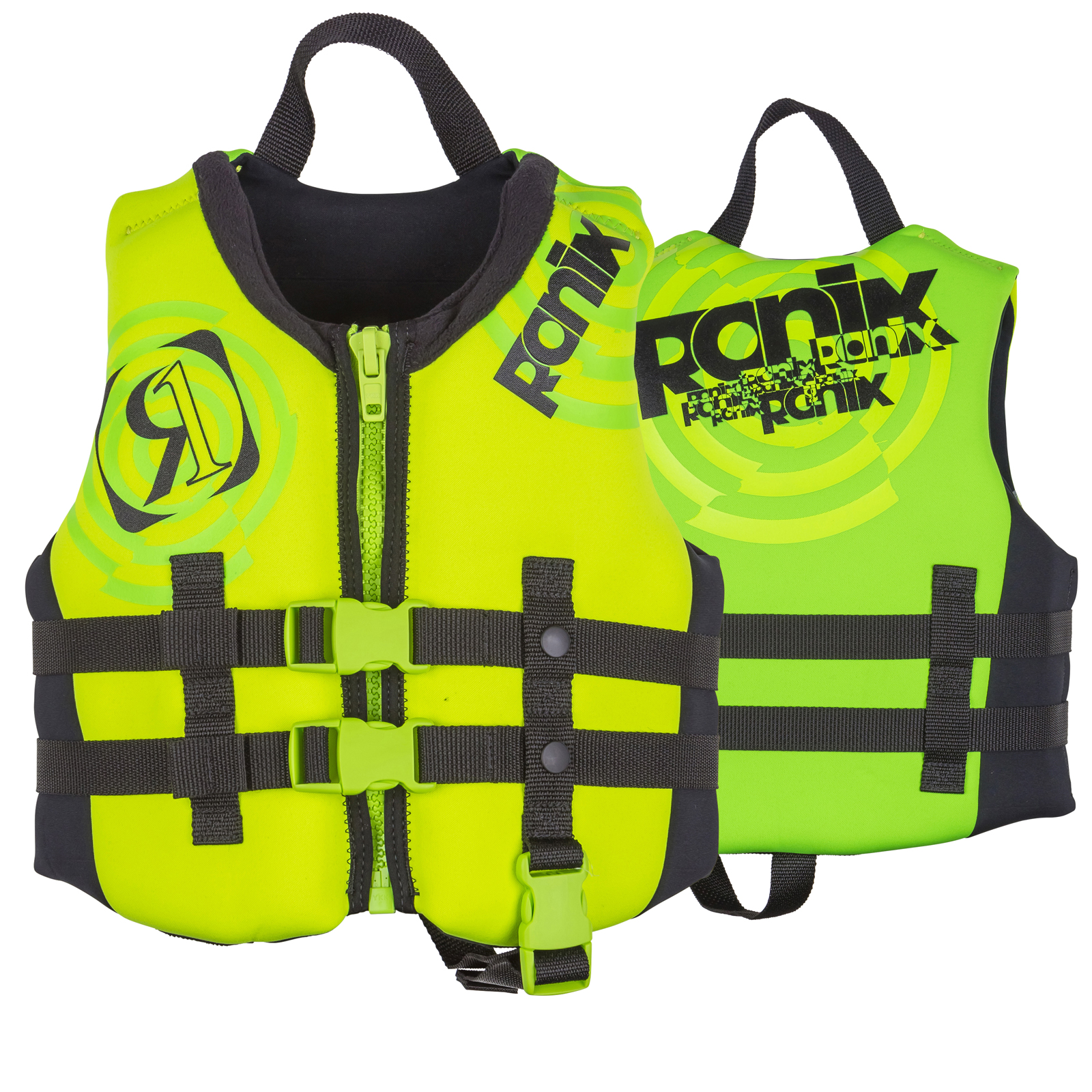 VISION BOY'S CHILD VEST RONIX 2017