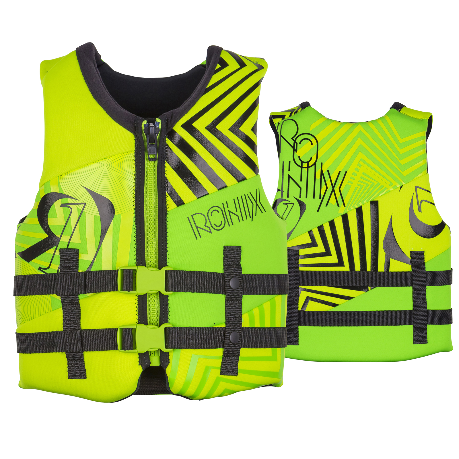VISION BOY'S YOUTH VEST RONIX 2017