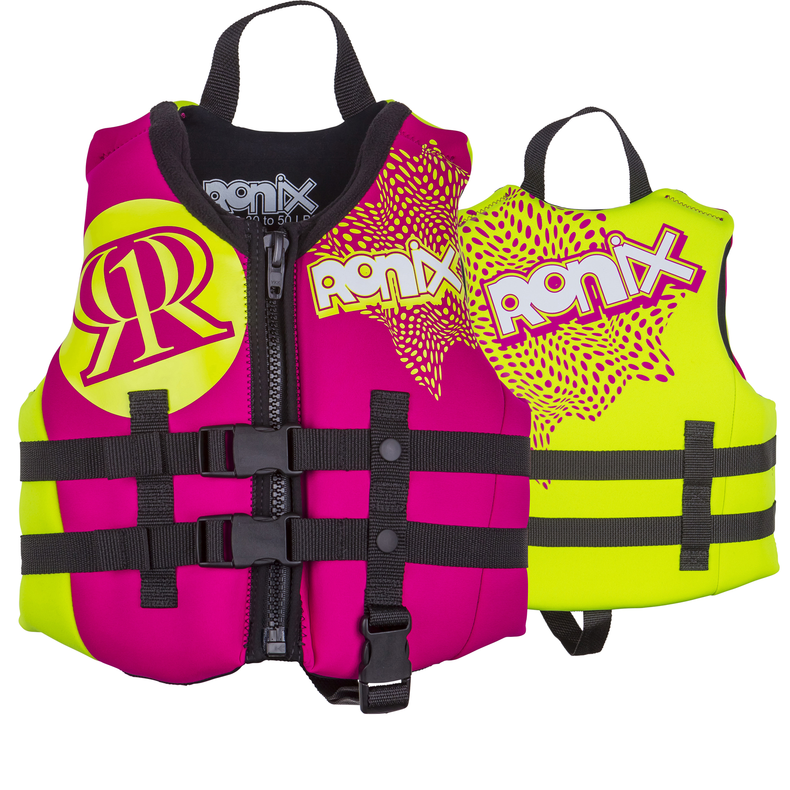 AUGUST GIRL'S LIFE VEST - CHILD 13-23KG RONIX 2018