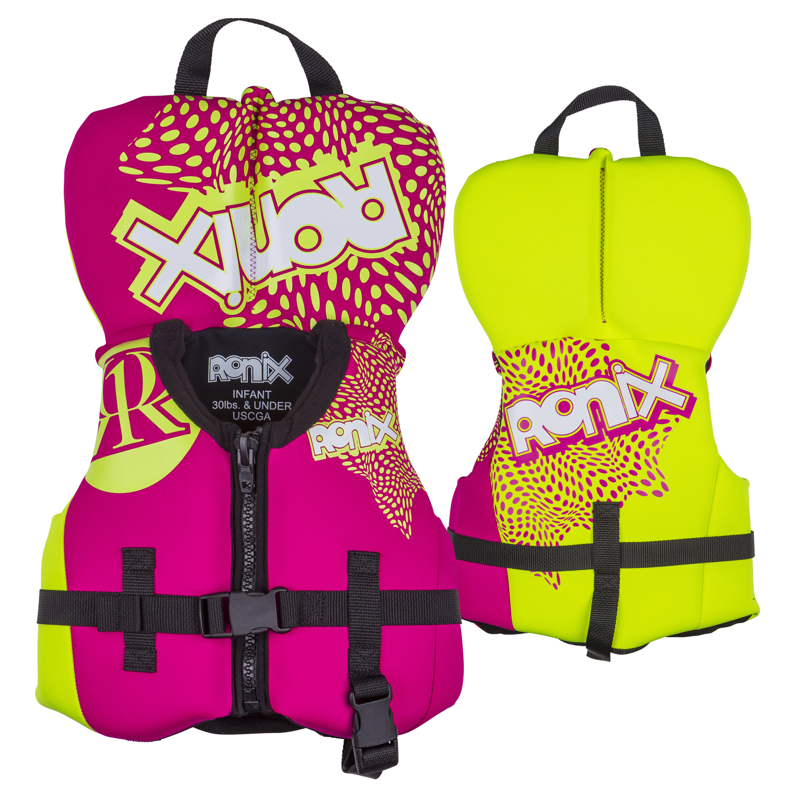 AUGUST GIRL'S TODDLER VEST RONIX 2017
