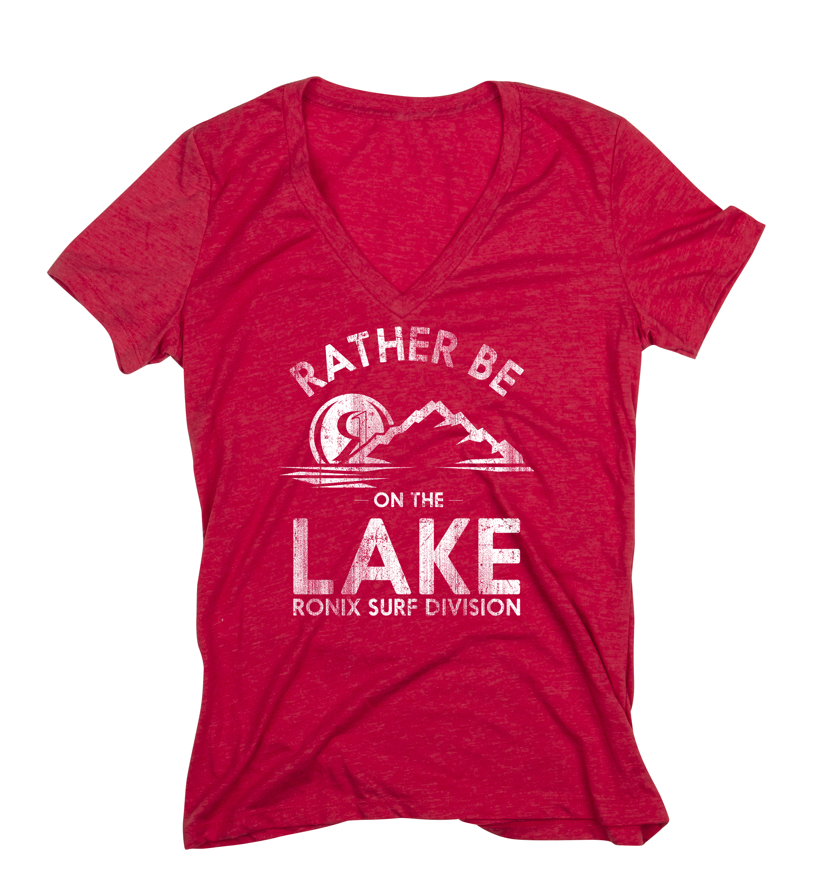 WOMEN'S ON THE LAKE T-SHIRT RONIX 2017