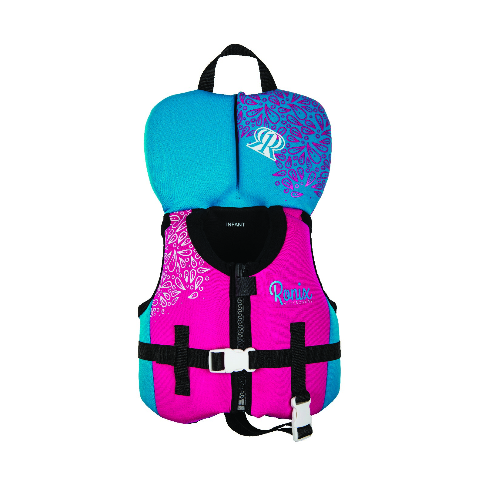 AUGUST GIRL'S NEO VEST - TODDLER 0-14KG RONIX 2019