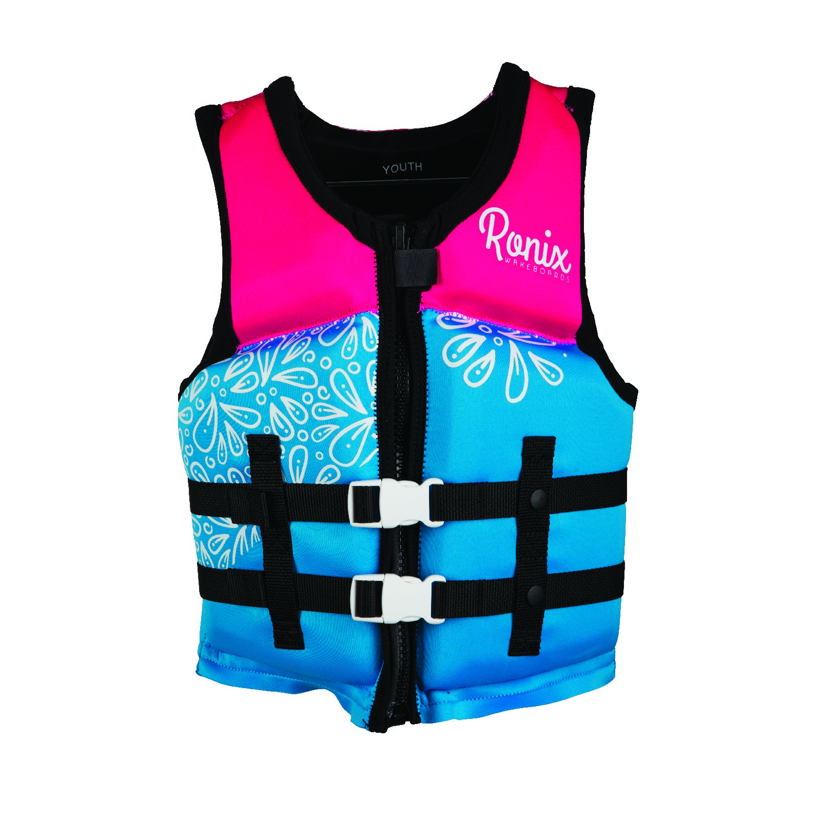 AUGUST GIRL'S NEO VEST - YOUTH 22-40KG RONIX 2019