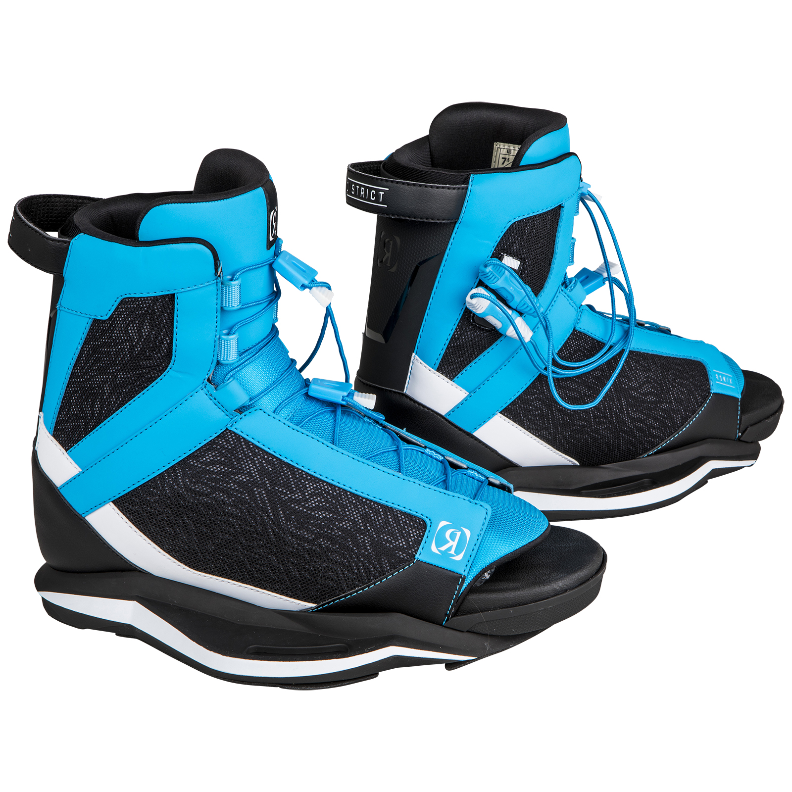 DISTRICT  - BLUE / WHITE / BLACK BOOT RONIX 2019