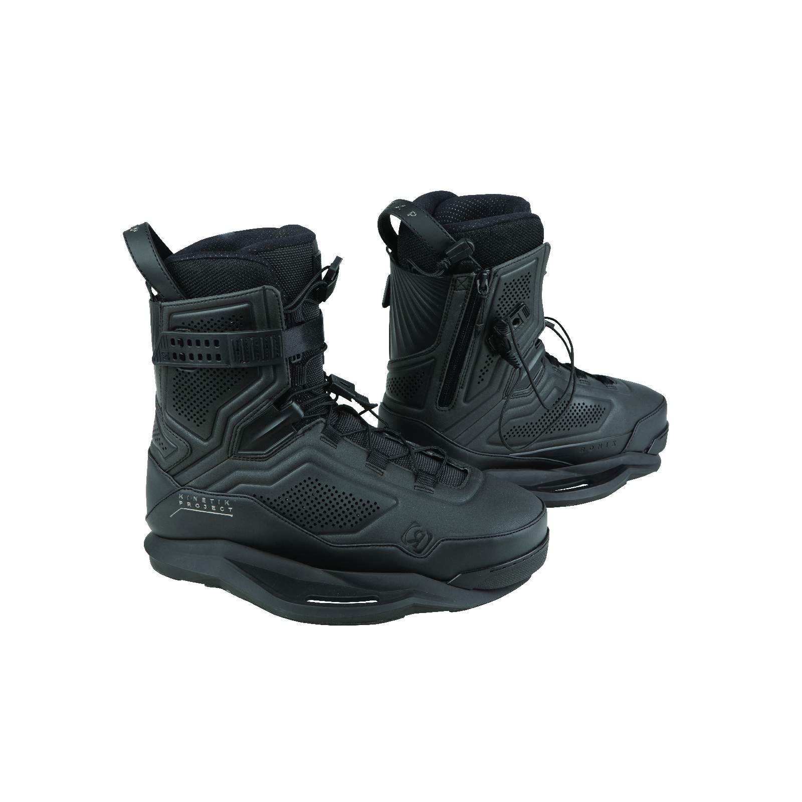 KINETIK PROJECT EXP INTUITION  - FLASH BLACK BOOT RONIX 2019