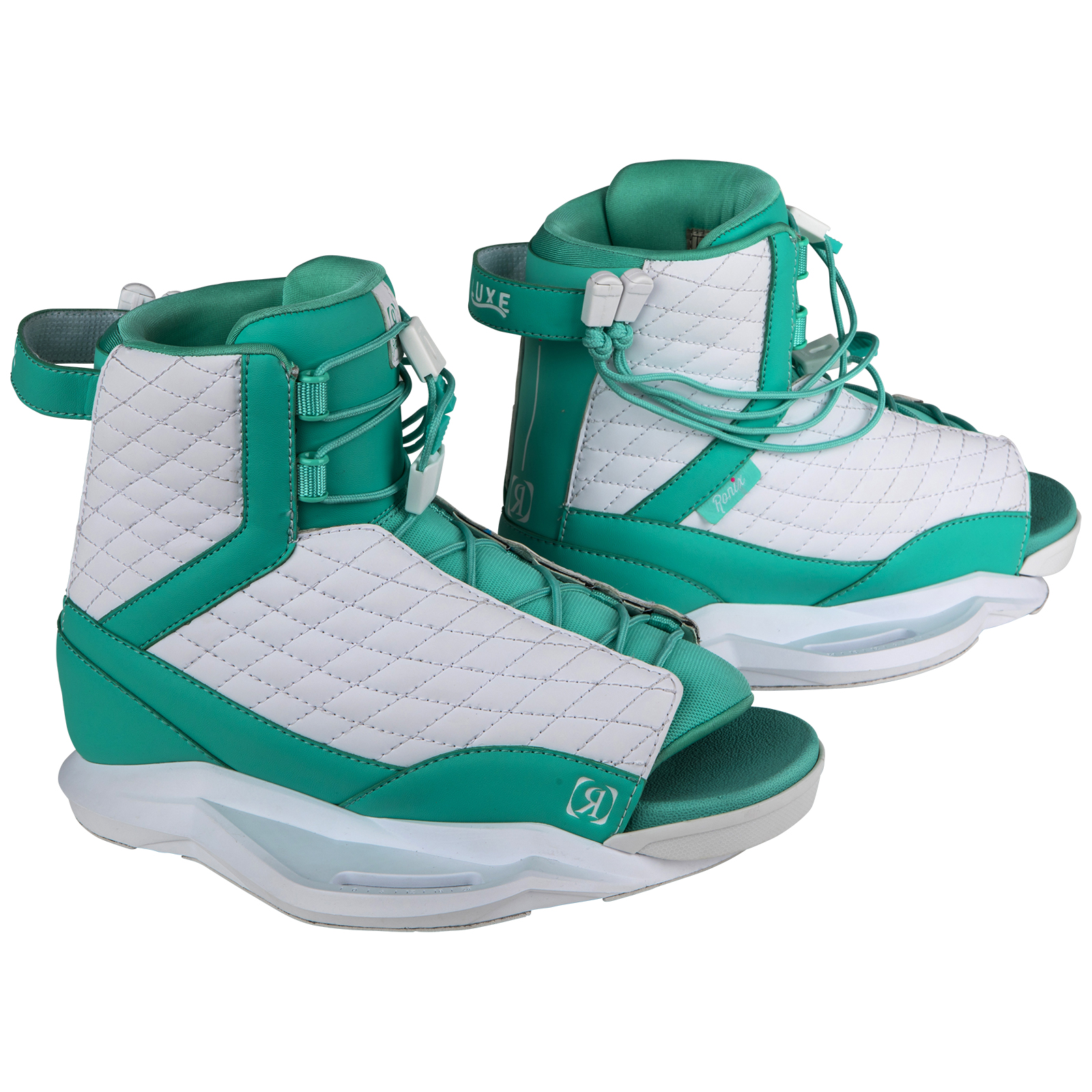 LUXE - WHITE / TURQUOISE BOOT RONIX 2019
