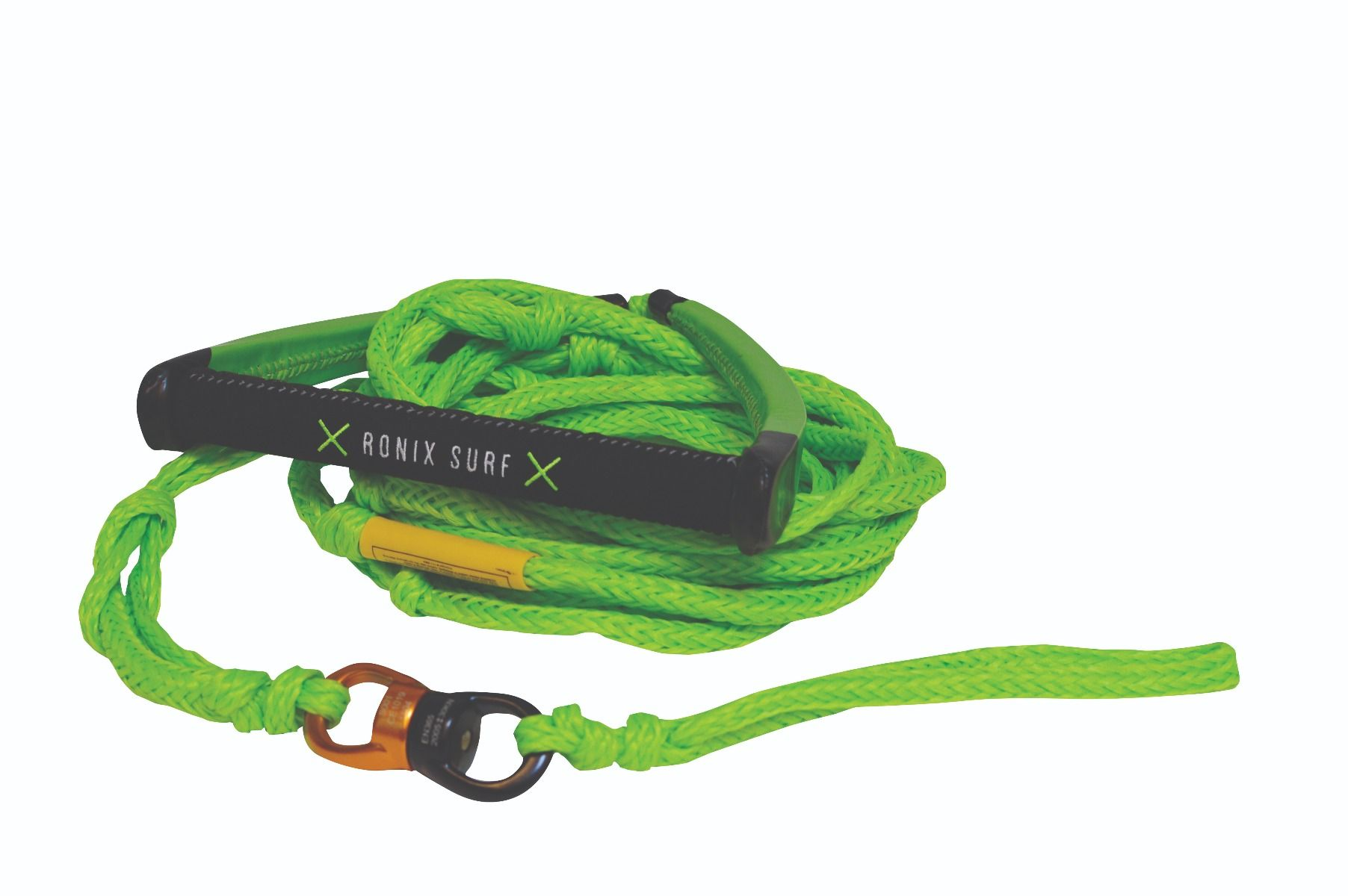 SURF ROPE SPINNER PU SYNTHETIC W/10'' HANDLE W/25FT ROPE PACKAGE RONIX 2019
