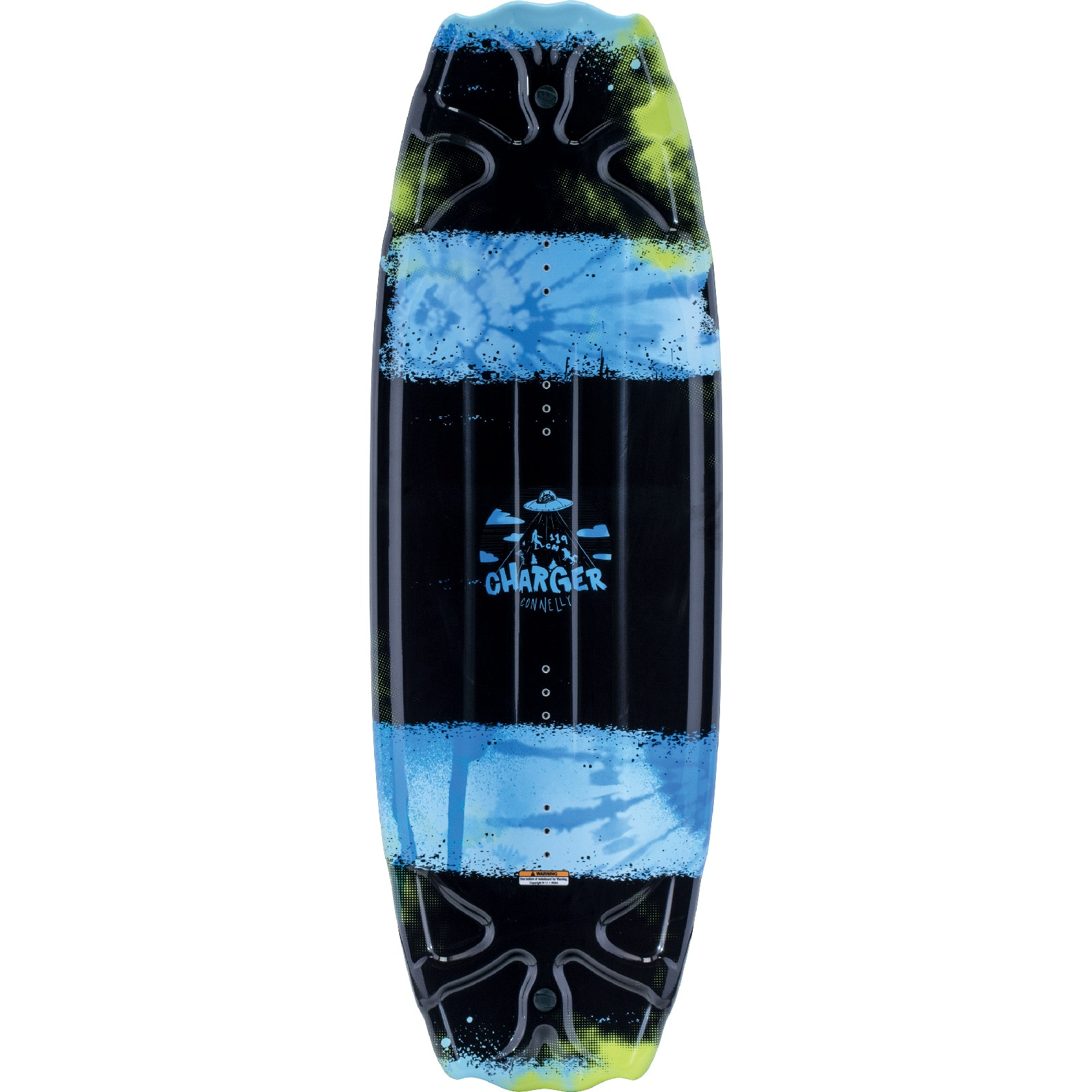 PLACA WAKEBOARD CHARGER 119 JR. WAKEBOARD CONNELLY 2019