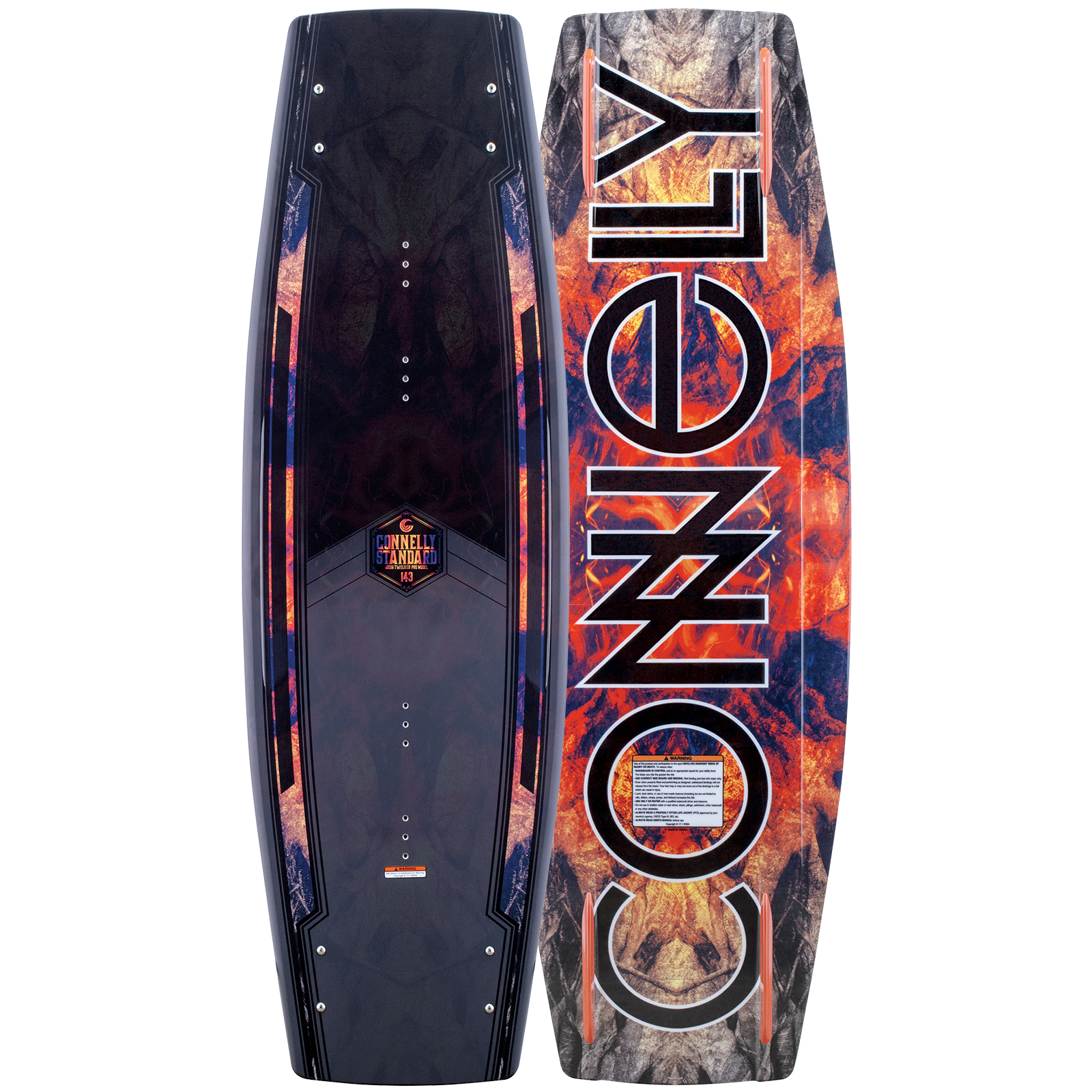 PLACA WAKEBOARD STANDARD WAKEBOARD CONNELLY 2019