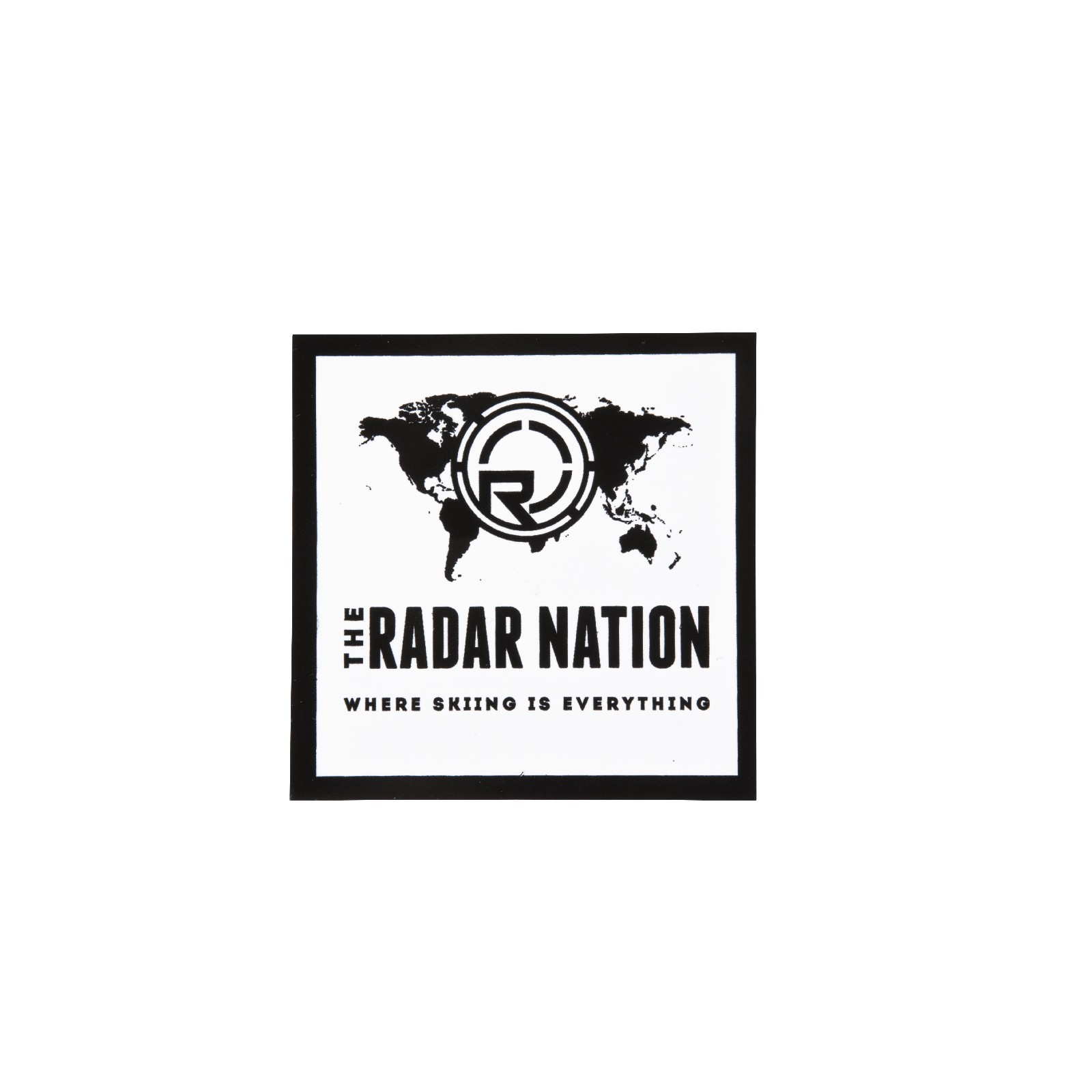 NATION STICKER RADAR 2019